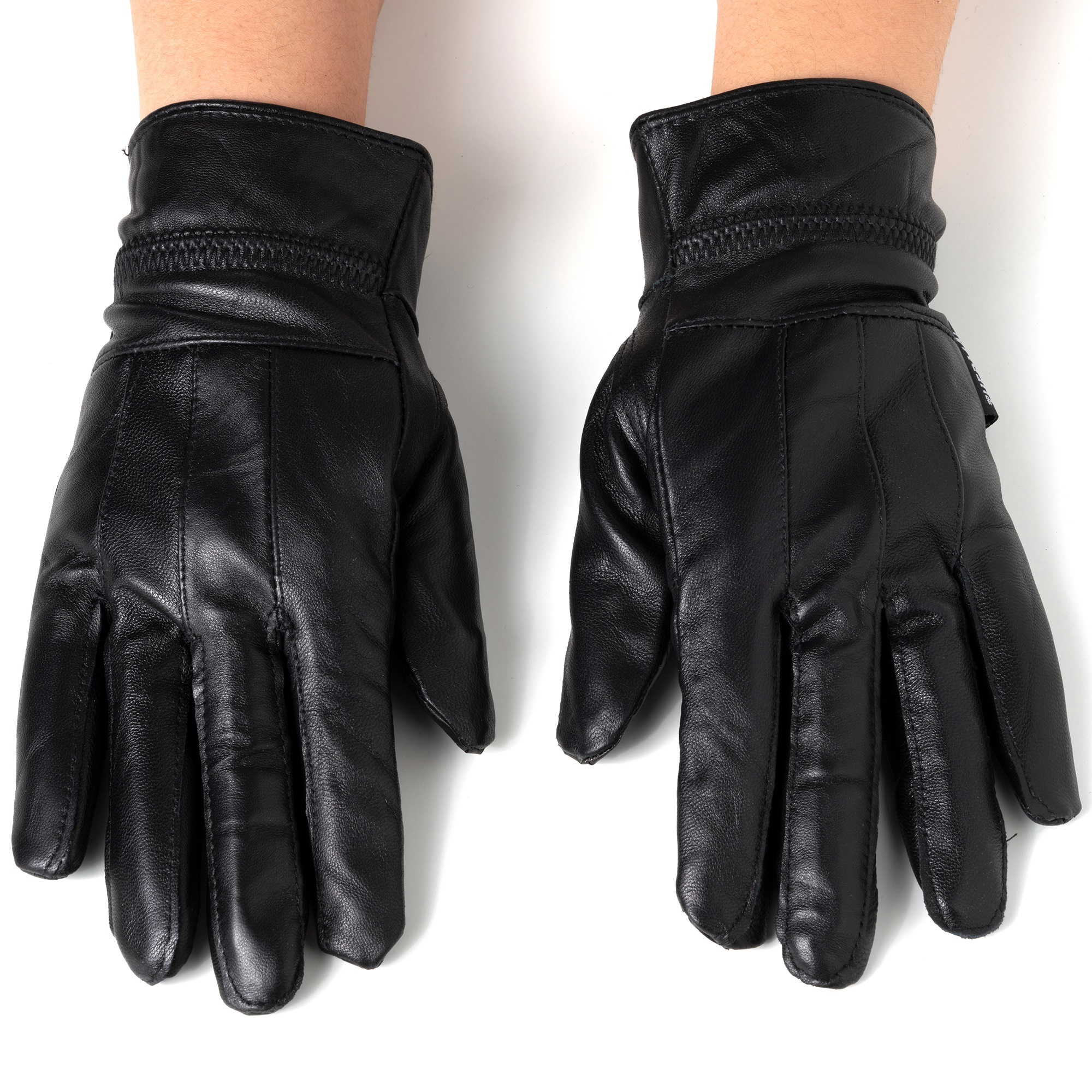 Alpine-Swiss-Womens-Touch-Screen-Gloves-Leather-Phone-Texting-Glove-Thermal-Warm thumbnail 15