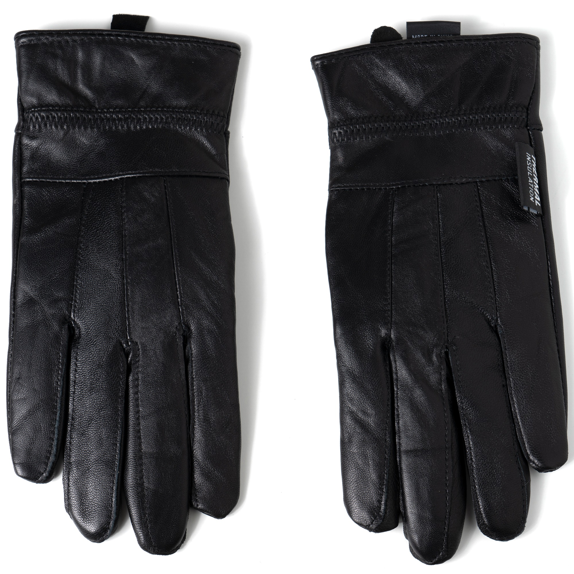 Alpine-Swiss-Womens-Touch-Screen-Gloves-Leather-Phone-Texting-Glove-Thermal-Warm thumbnail 17