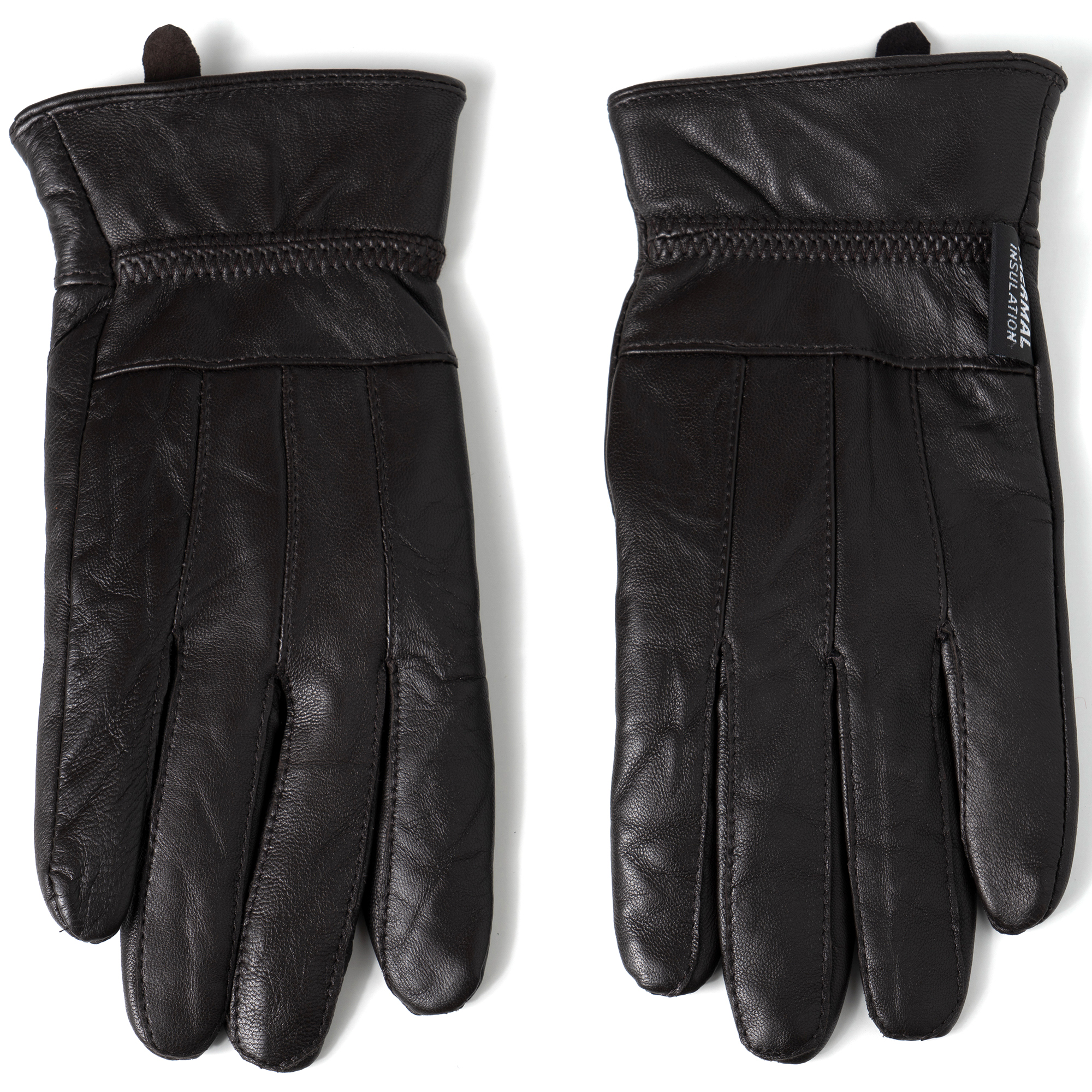 Alpine-Swiss-Womens-Touch-Screen-Gloves-Leather-Phone-Texting-Glove-Thermal-Warm thumbnail 26