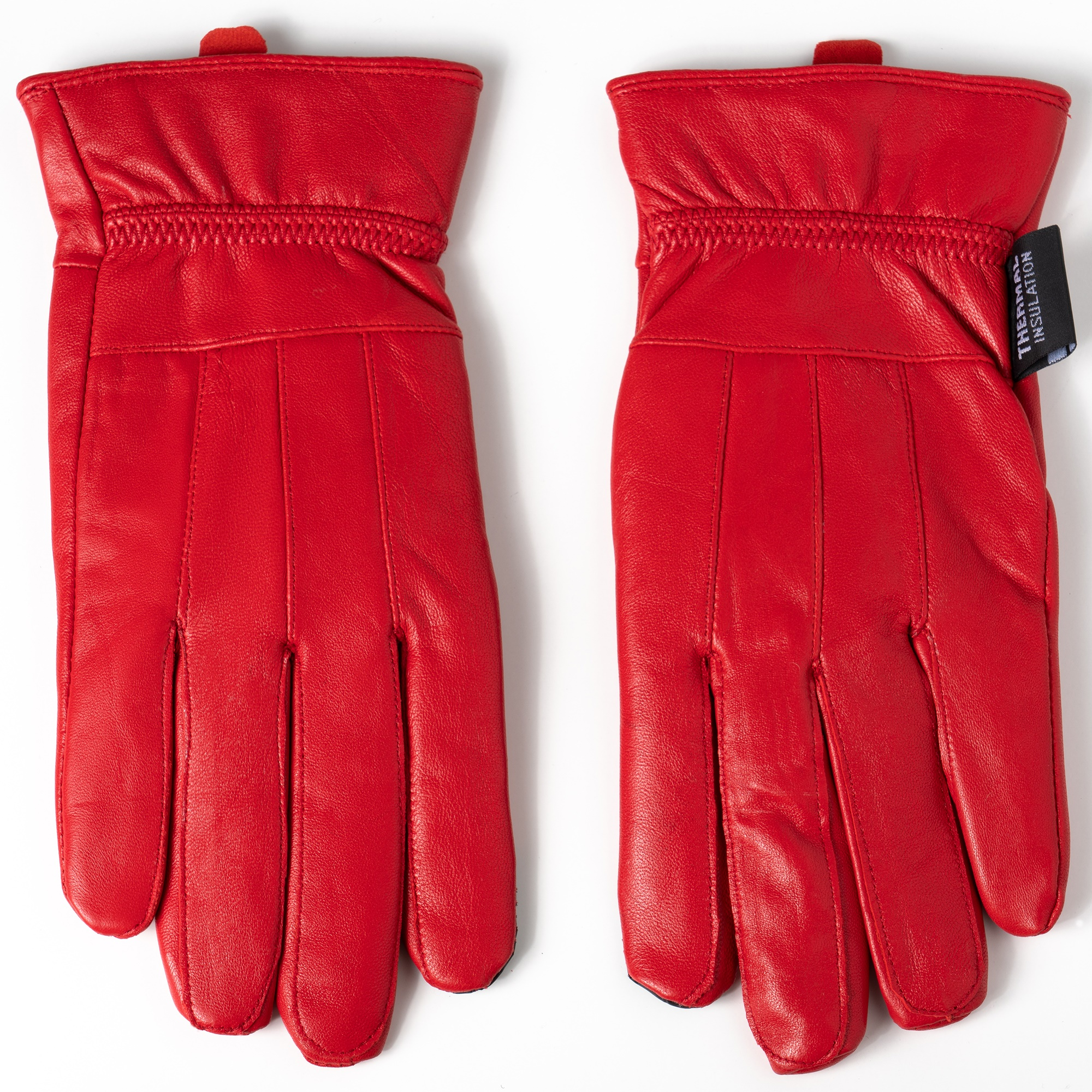 Alpine Swiss Womens Touch Screen Gloves Leather Phone