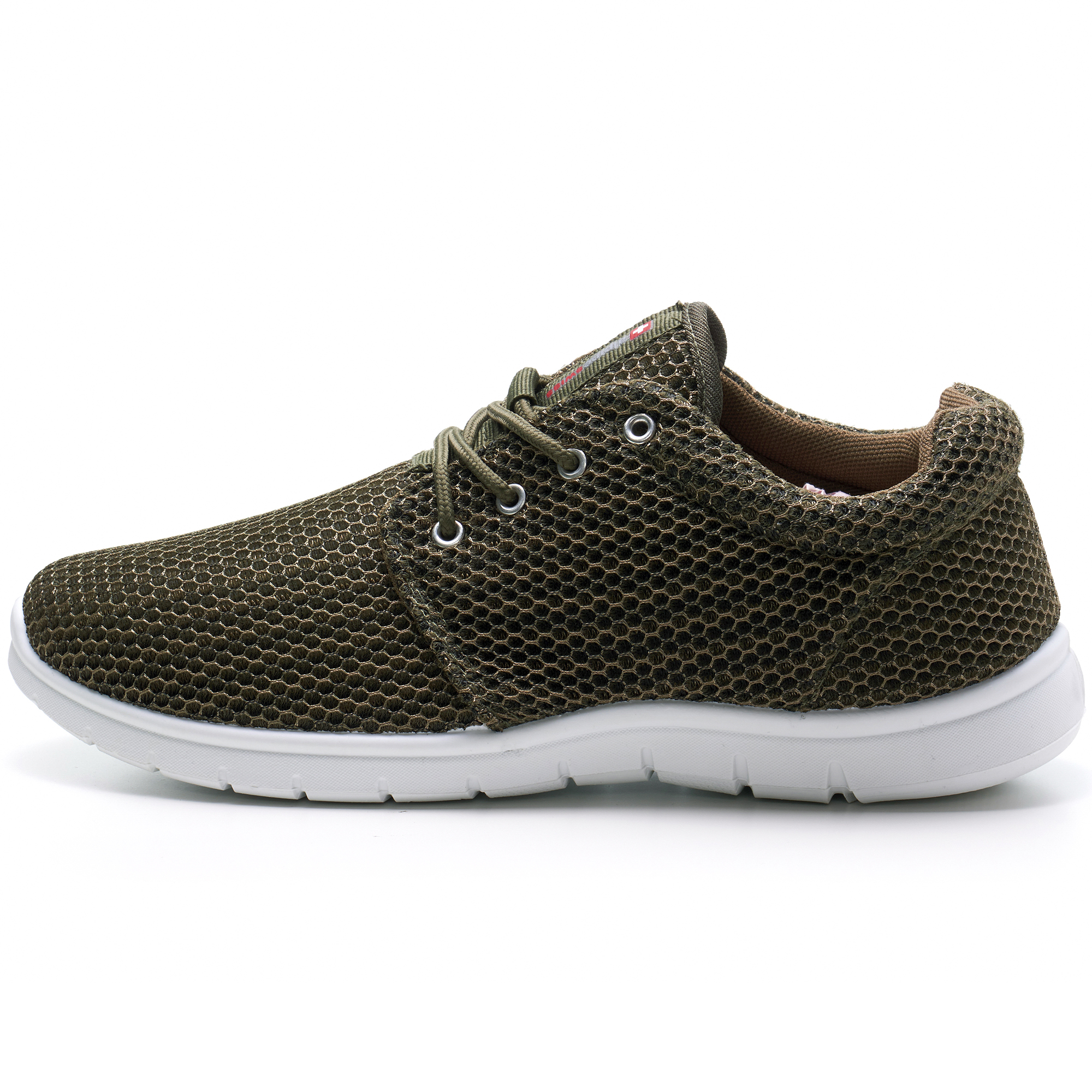 Alpine-Swiss-Kilian-Mesh-Sneakers-Casual-Shoes-Mens-amp-Womens-Lightweight-Trainer thumbnail 49