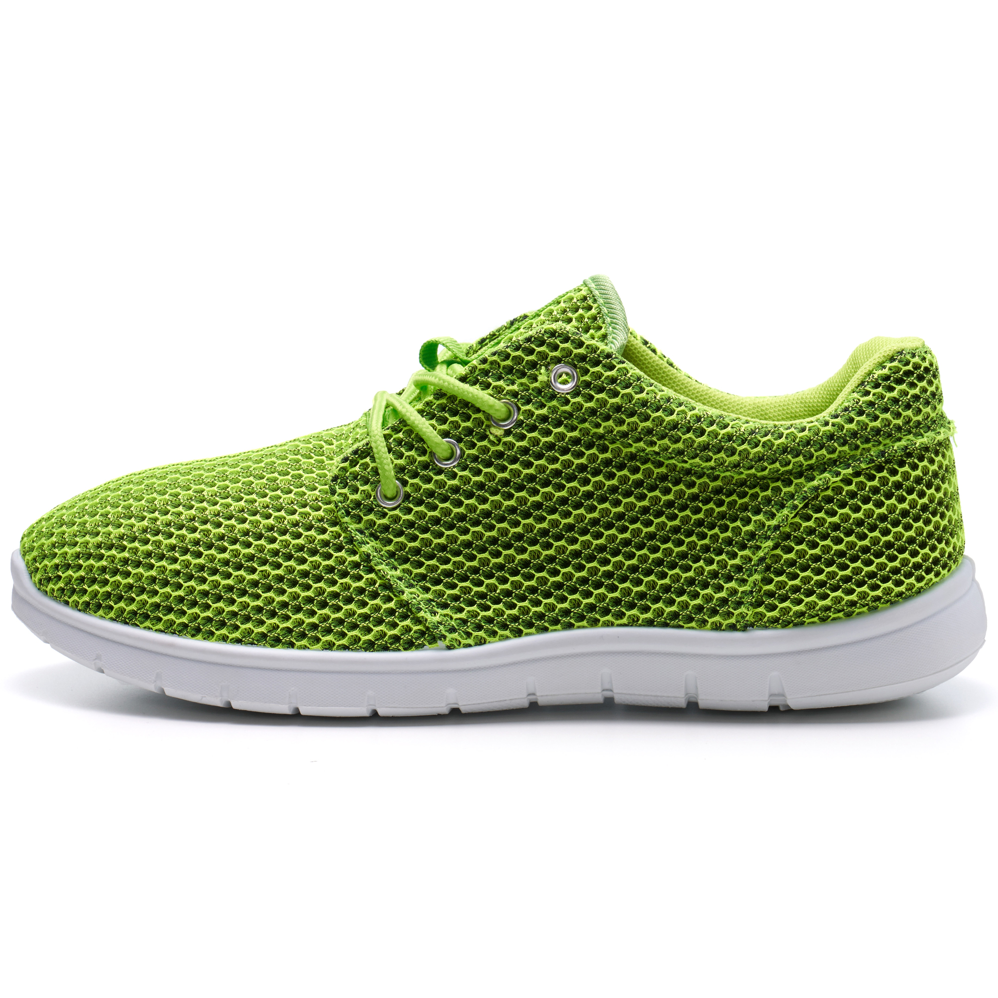 Alpine-Swiss-Kilian-Mesh-Sneakers-Casual-Shoes-Mens-amp-Womens-Lightweight-Trainer thumbnail 59