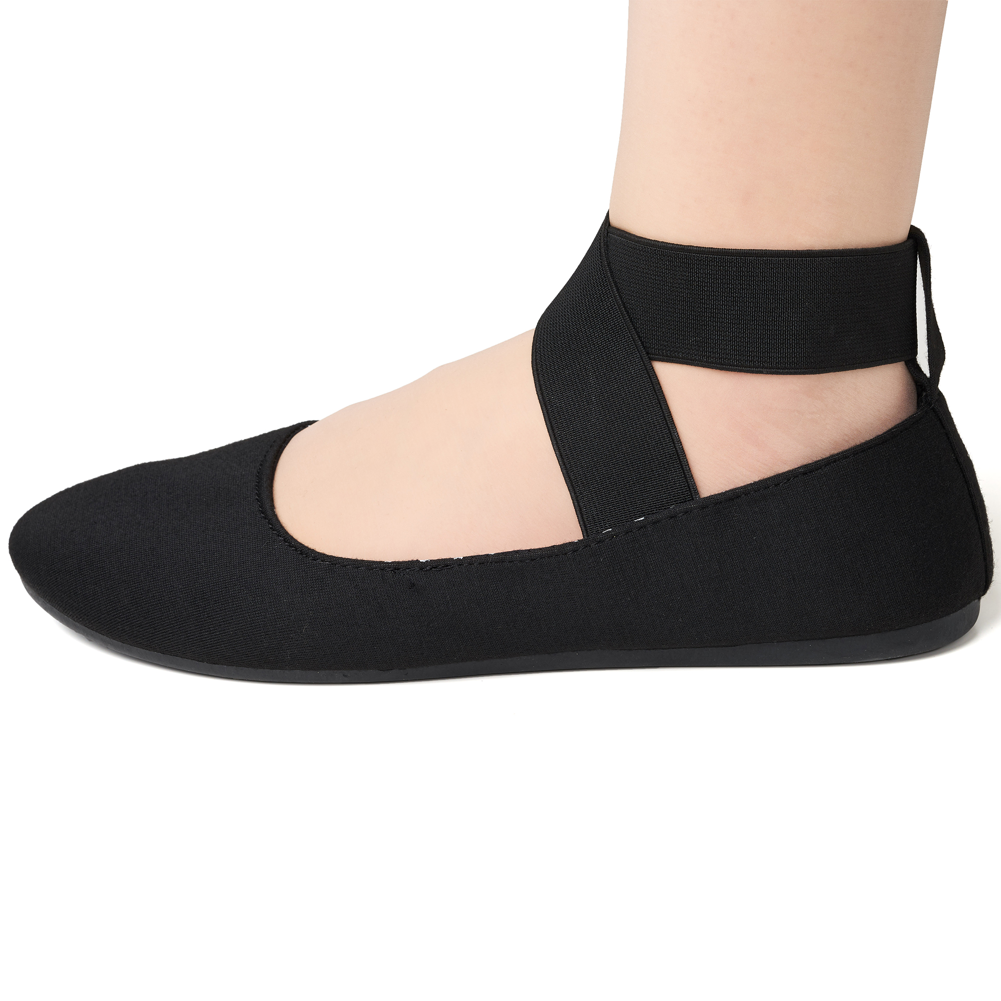 Alpine-Swiss-Peony-Womens-Ballet-Flats-Elastic-Ankle-Strap-Shoes-Slip-On-Loafers thumbnail 14