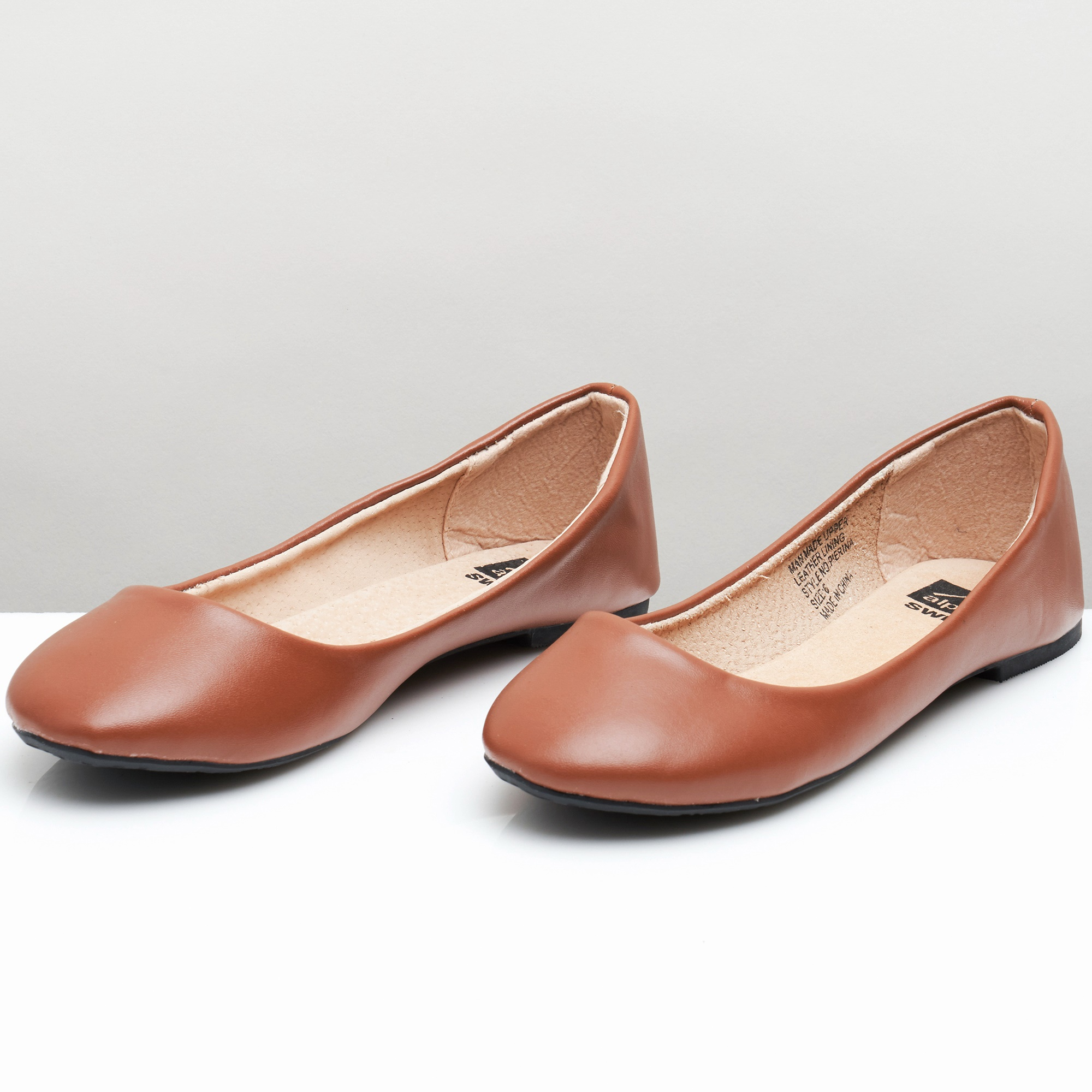 Alpine-Swiss-Pierina-Womens-Ballet-Flats-Leather-Lined-Classic-Slip-On-Shoes thumbnail 45