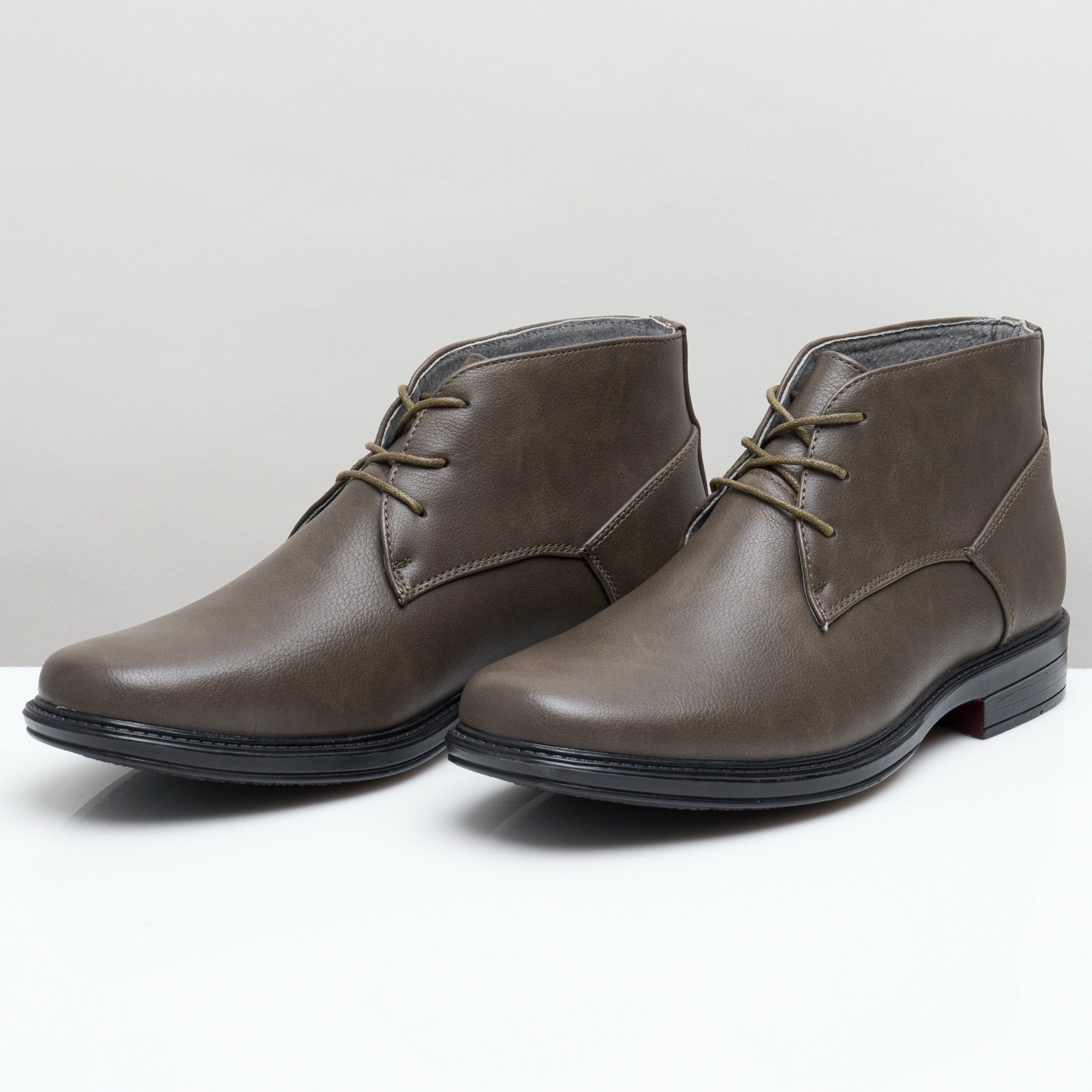 f2dc2308634 Details about Alpine Swiss Mens Ankle Boots Dressy Casual Leather Lined  Dress Shoes Lace up NW