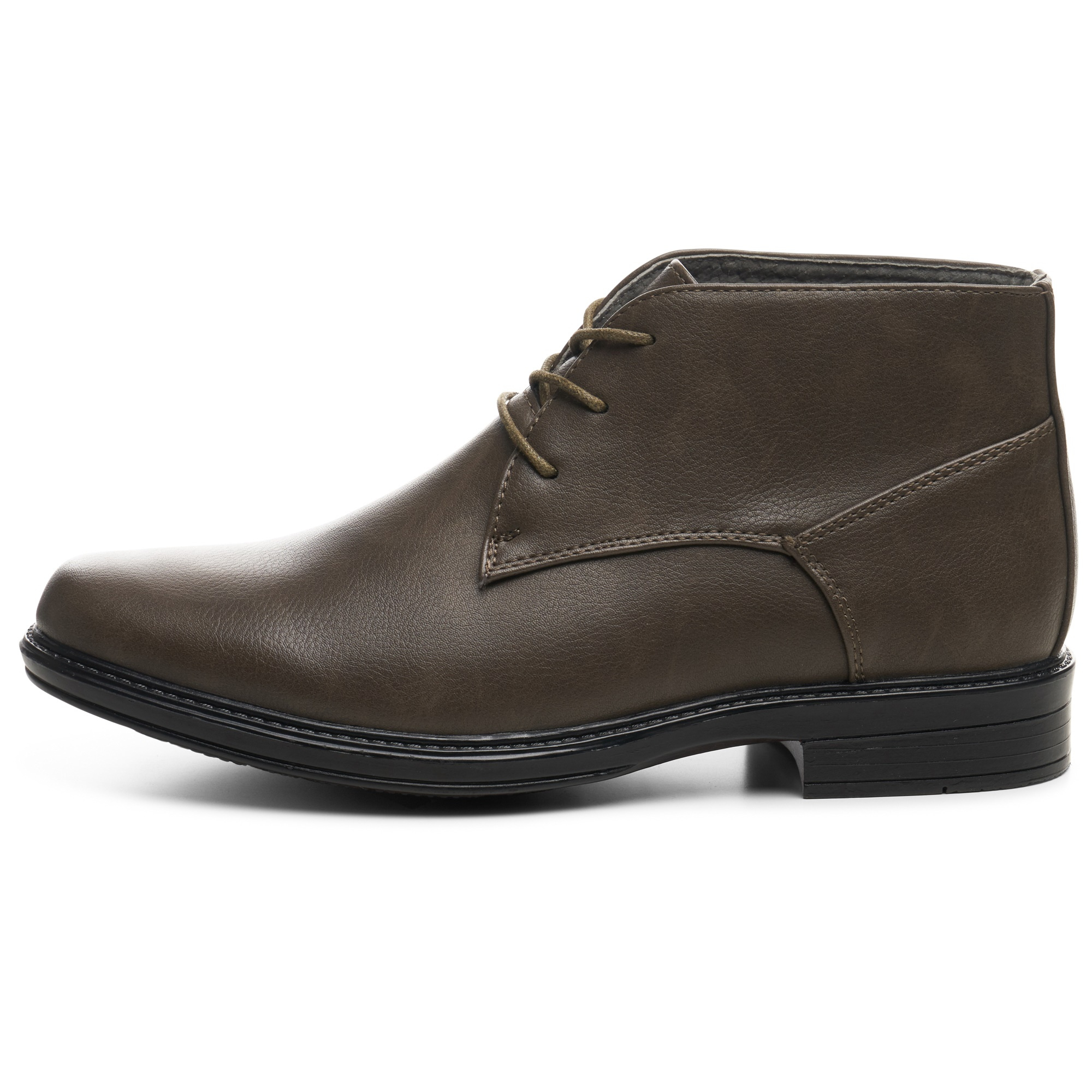 Alpine-Swiss-Mens-Ankle-Boots-Dressy-Casual-Leather-Lined-Dress-Shoes-Lace-up-NW miniature 27