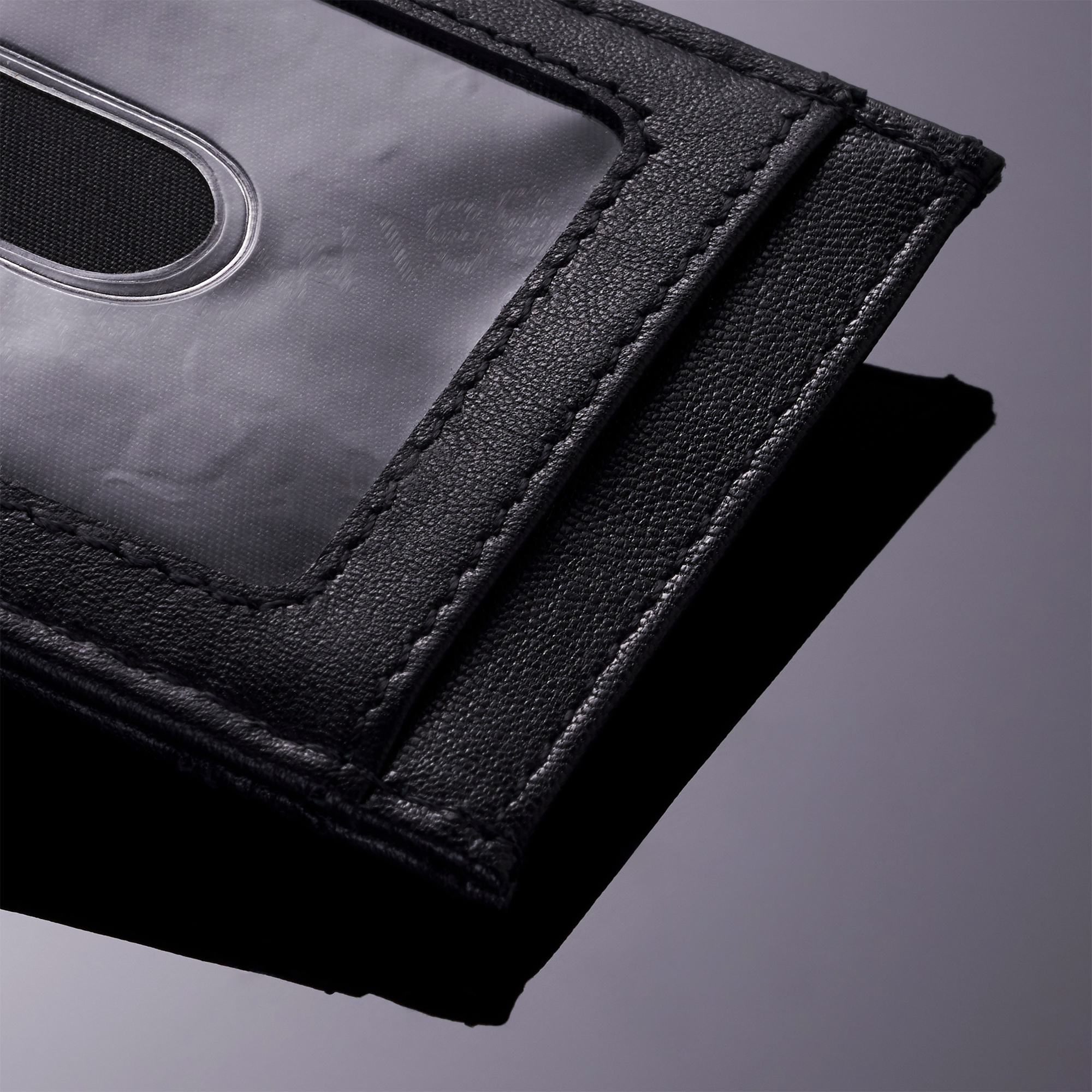AlpineSwiss-Mens-Leather-Money-Clip-Magnet-Front-Pocket-Wallet-Slim-ID-Card-Case thumbnail 24