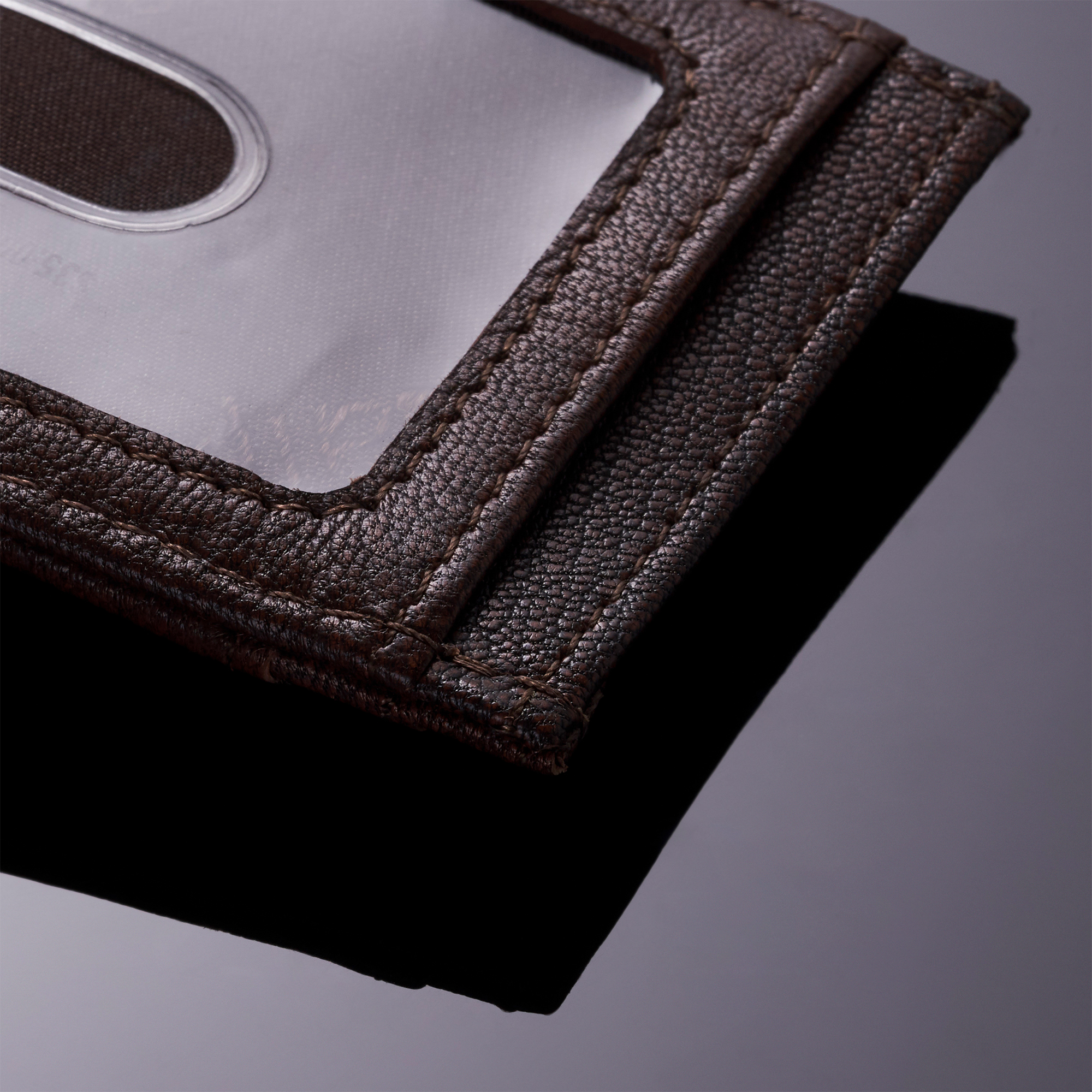 AlpineSwiss-Mens-Leather-Money-Clip-Magnet-Front-Pocket-Wallet-Slim-ID-Card-Case thumbnail 16