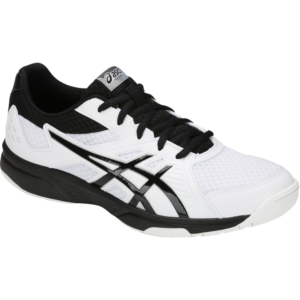 asics women's upcourt 3 volleyball shoes 9.5