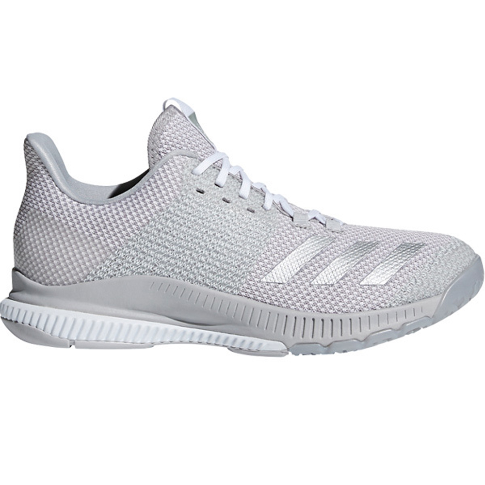 best authentic e639d e4170 Adidas Womens CrazyFlight Bounce 2 - White - 10.5