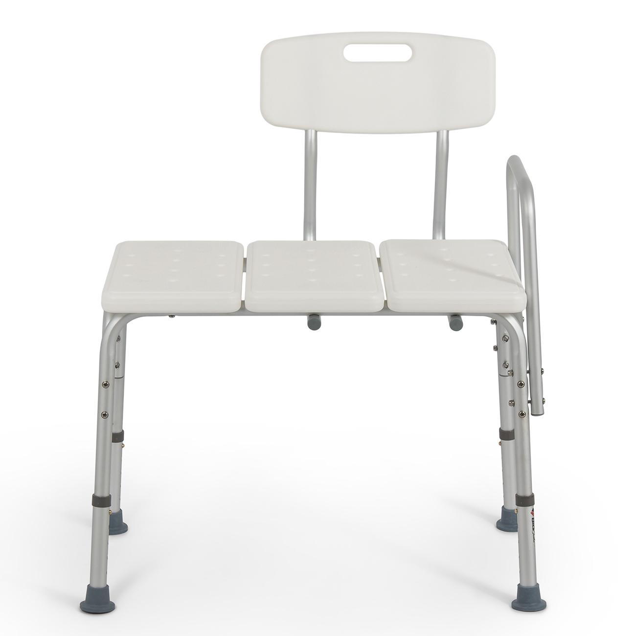New Medical Shower Chair Bath Tub Bench Stool Seat Back