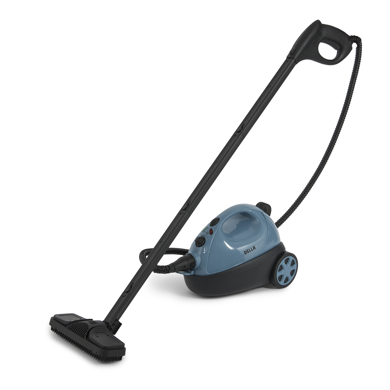 heavy duty canister steam cleaner floor carpet system portable clean cleaning ebay. Black Bedroom Furniture Sets. Home Design Ideas