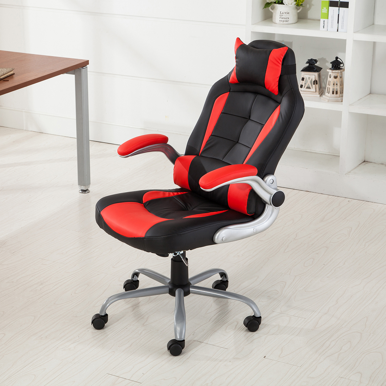 High Back Racing Style Gaming Chair Reclining Office