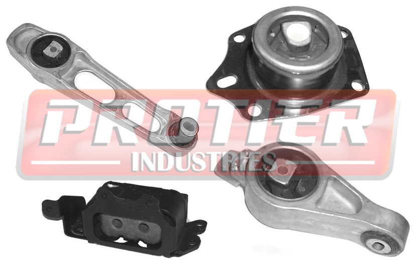 Pt Cruiser Transmission And Motor Mounts Replacement Auto