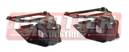 PAIR 2 *FRONT TORQUE STRUT MOTOR MOUNT*SELECT BUICK CHEVROLET OLDSMOBILE PONTIAC
