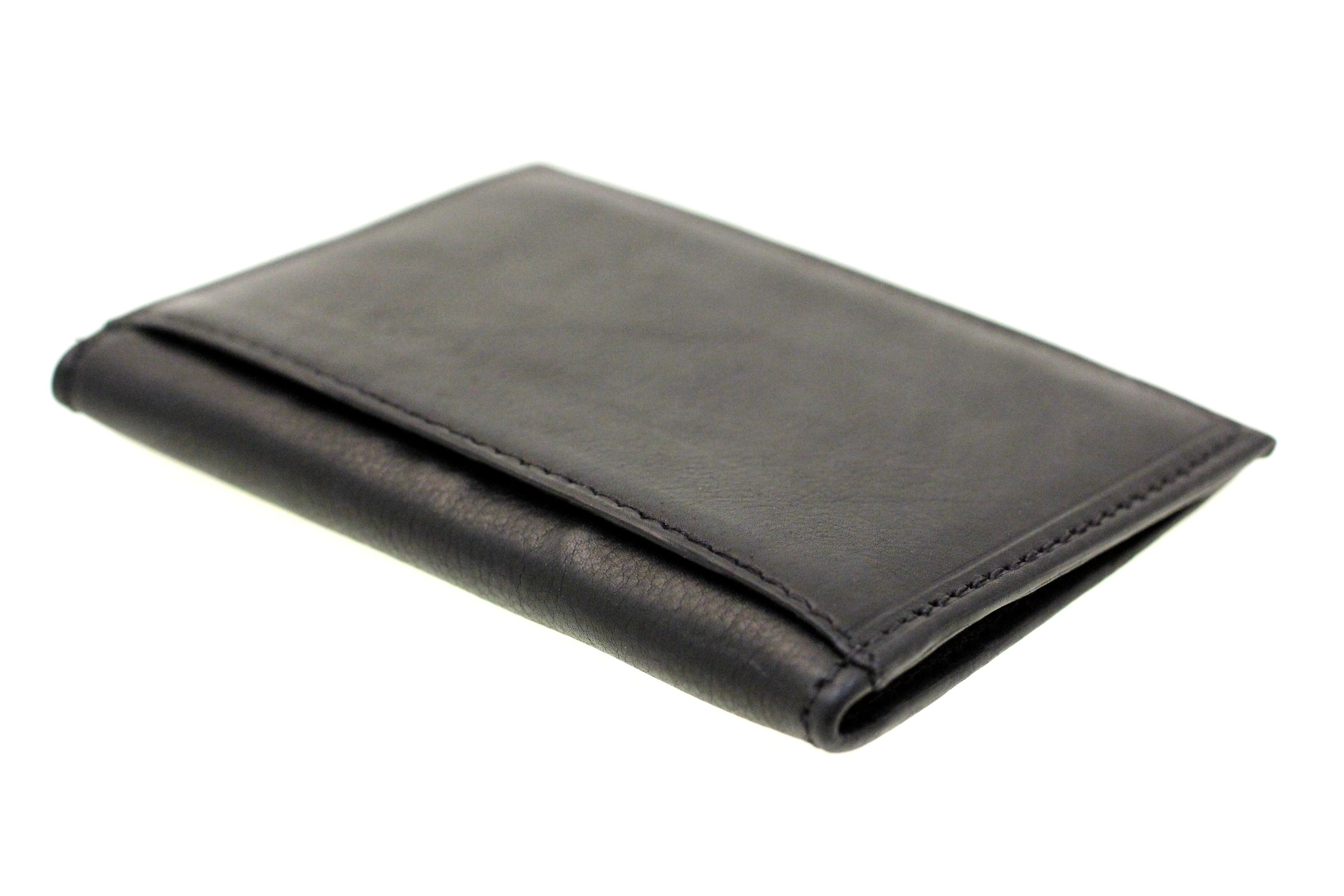 Credit Card Holder Case Genuine Leather Men Women Slim ...