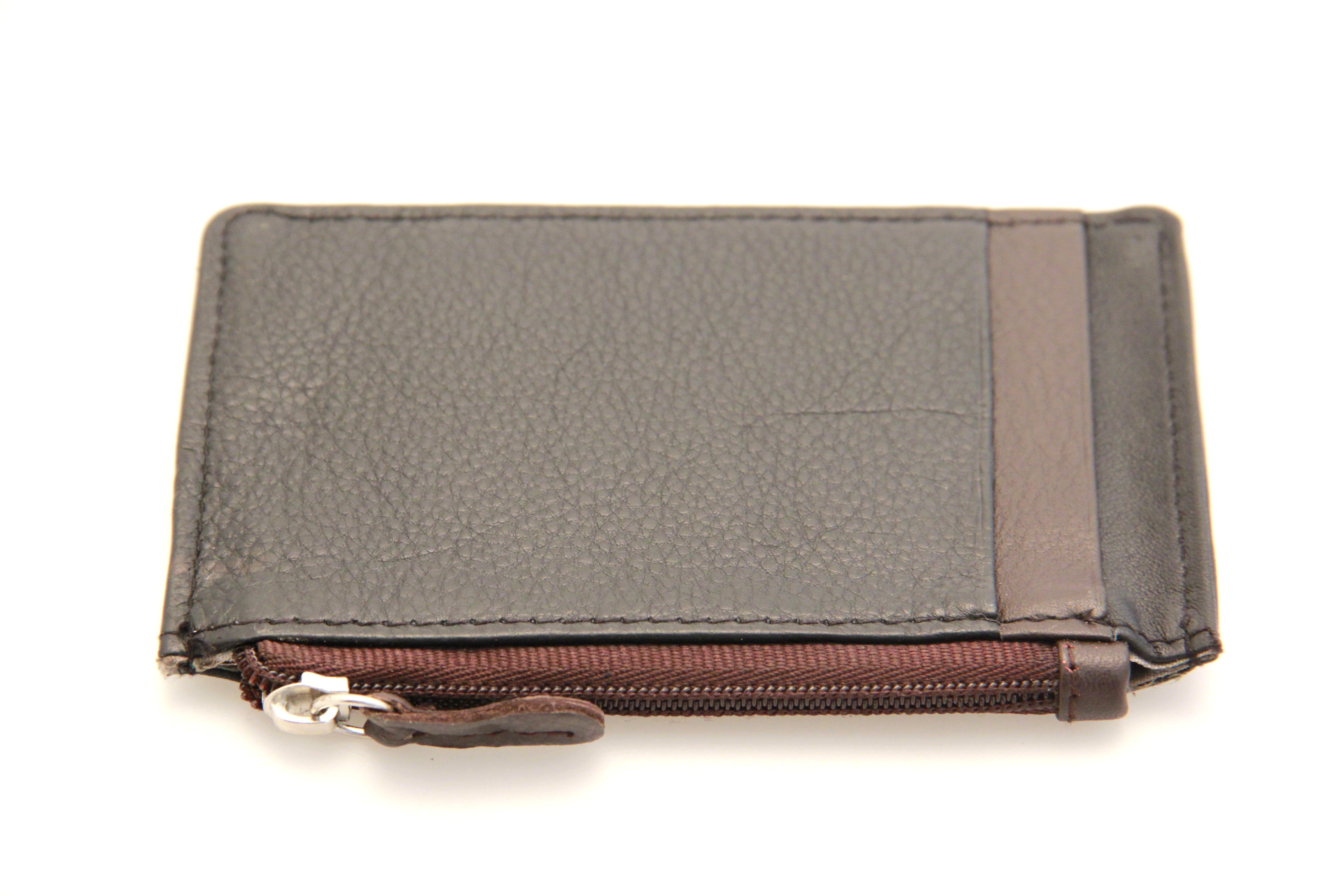 Womens Credit Card Holder Case Super Slim Genuine Leather ...