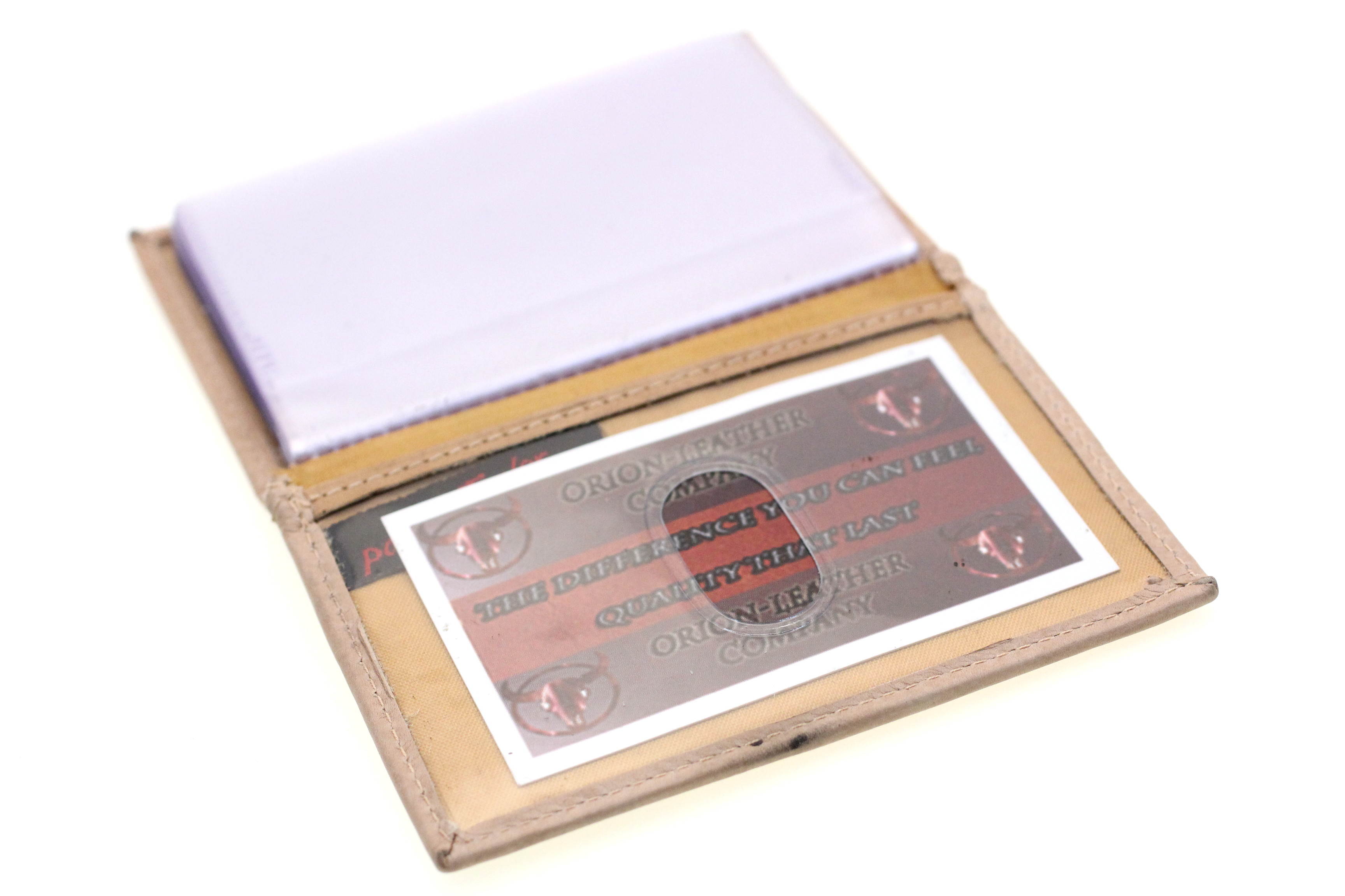 Mens Womens Credit Card Holder Case 20 Clear Sleeves Id