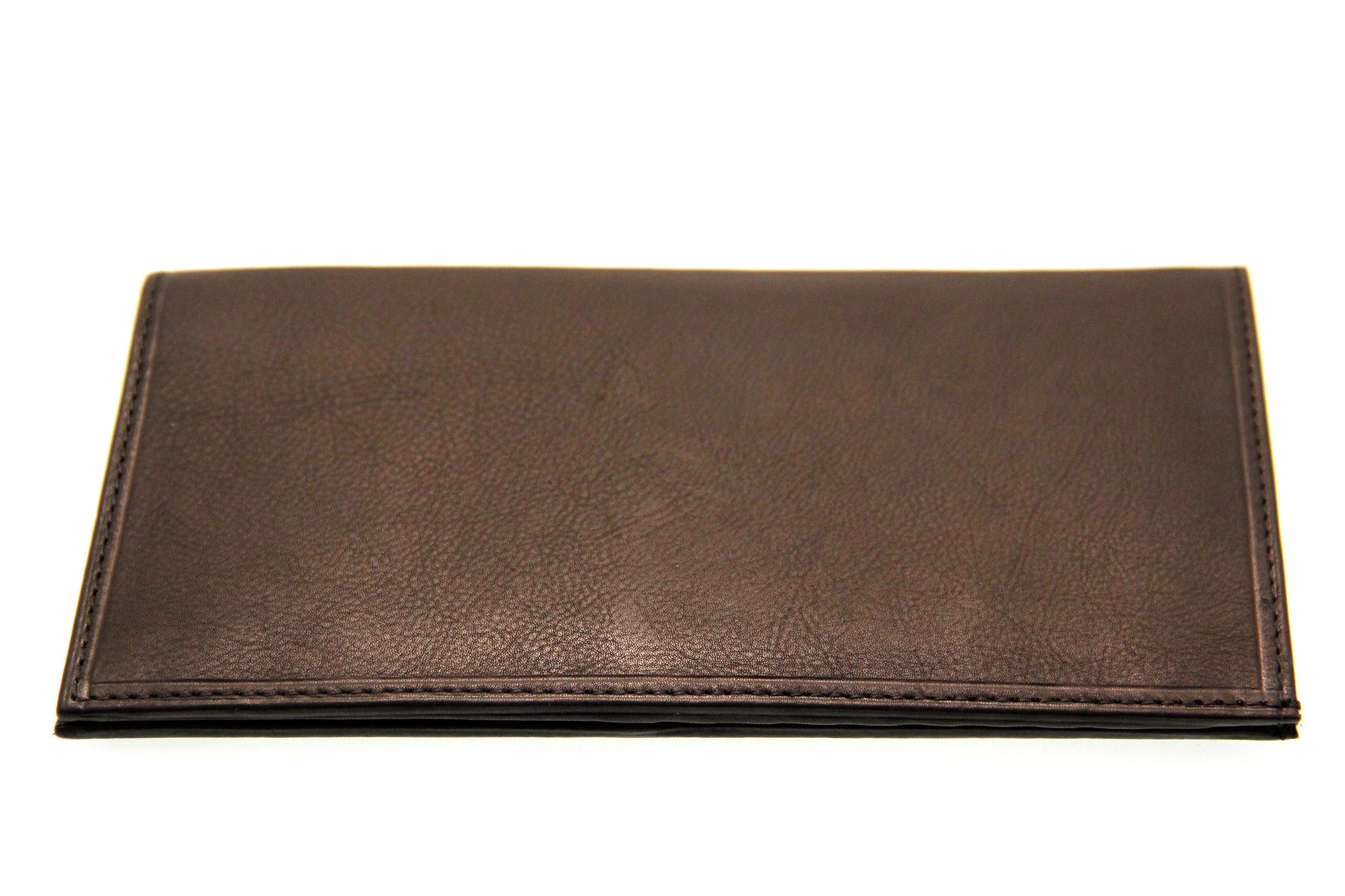Large-Card-Holder-Checkbook-Wallet-Mens-Womens-Genuine-Leather-Large-Money-Slot