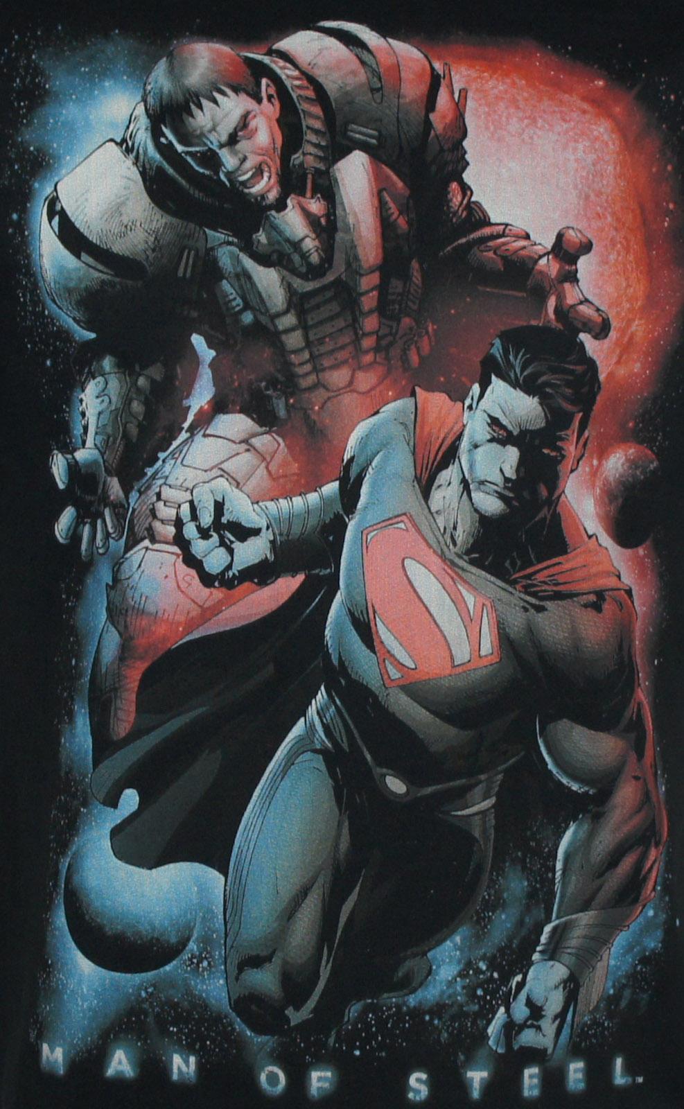 Superman man of steel zod costume