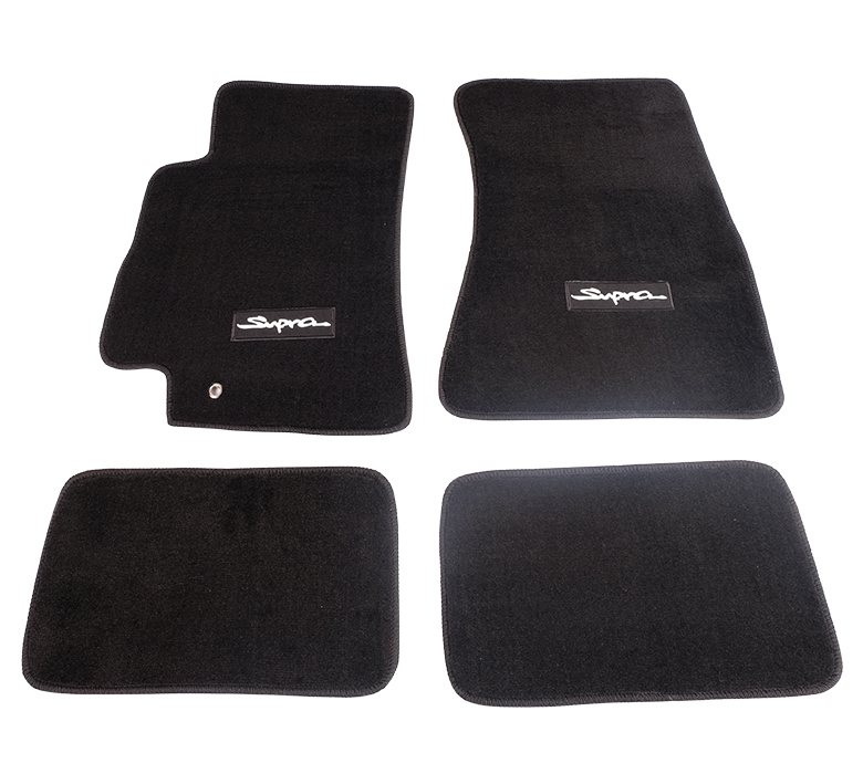 toyota burrows interior floor yaris mats car parts footwell