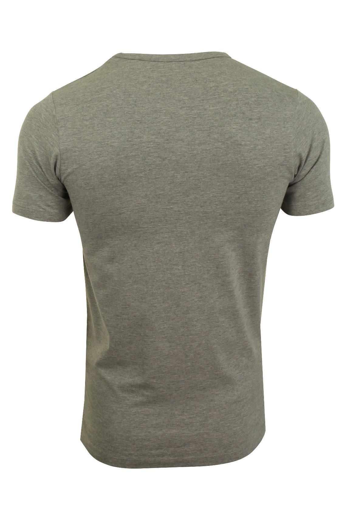 Jack-amp-Jones-De-Hombre-S-S-Cuello-Redondo-Camiseta-Slim-Fit miniatura 6