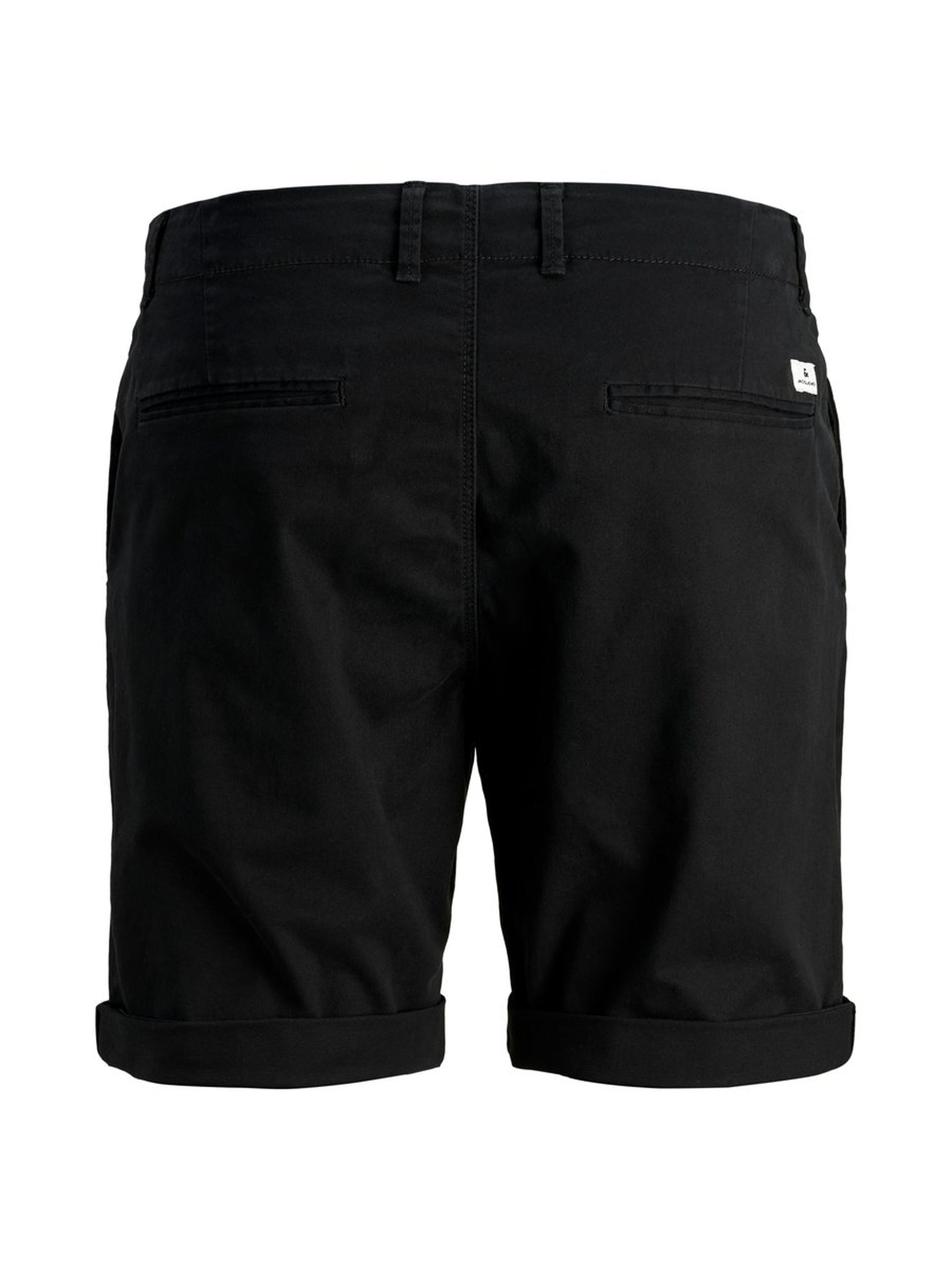 Jack-amp-Jones-Mens-039-JJIENZO-039-Chino-Shorts thumbnail 4