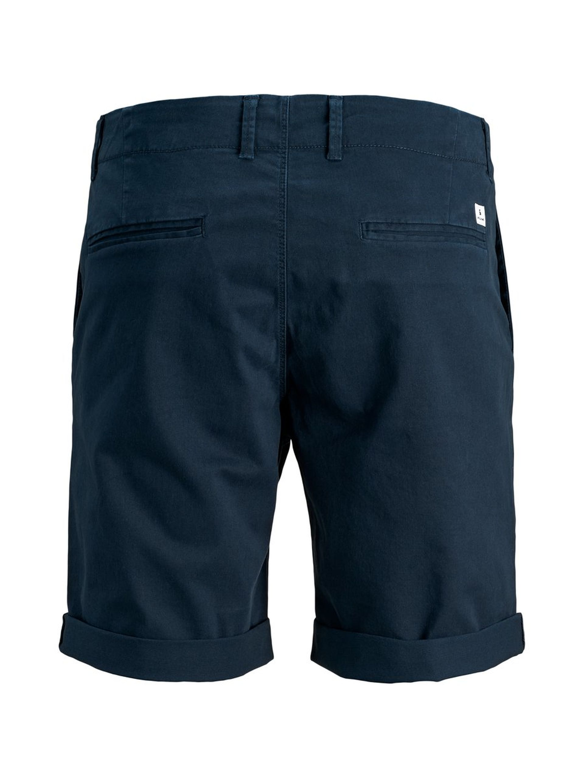 Jack-amp-Jones-Mens-039-JJIENZO-039-Chino-Shorts thumbnail 6