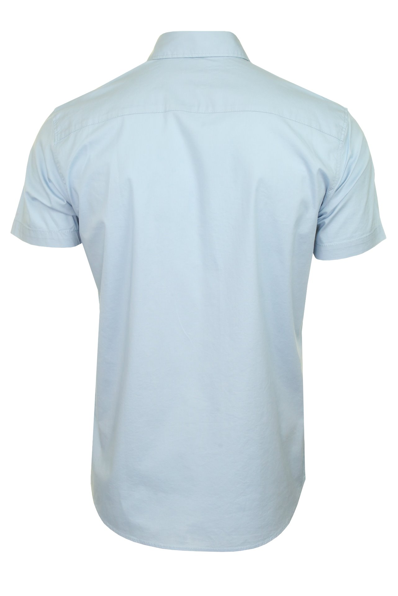 Jack-amp-Jones-Mens-039-Clint-039-Poplin-Shirt-Short-Sleeved thumbnail 8