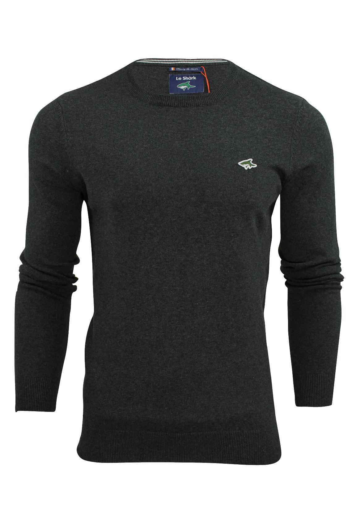 Mens-Jumper-by-Le-Shark-039-Ralph-039-Crew-Neck
