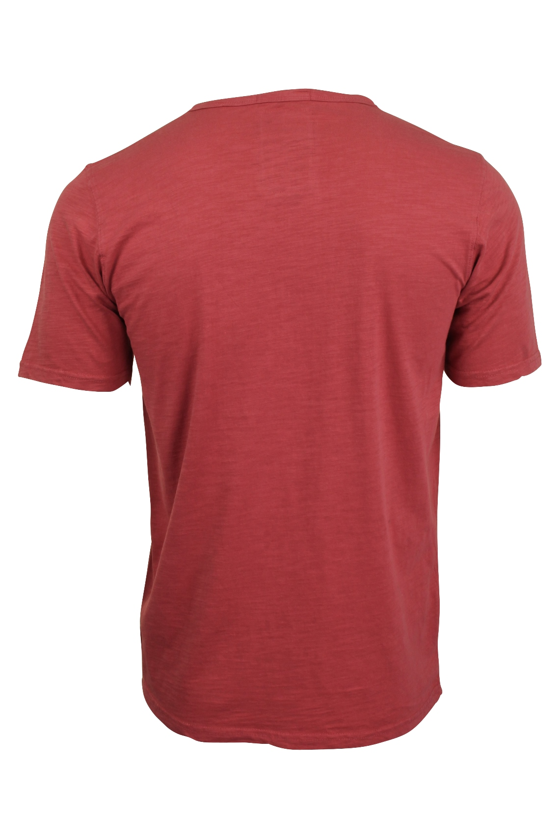 Mens-Grandad-T-Shirt-by-Tokyo-Laundry-039-Barry-039-Short-Sleeved thumbnail 11