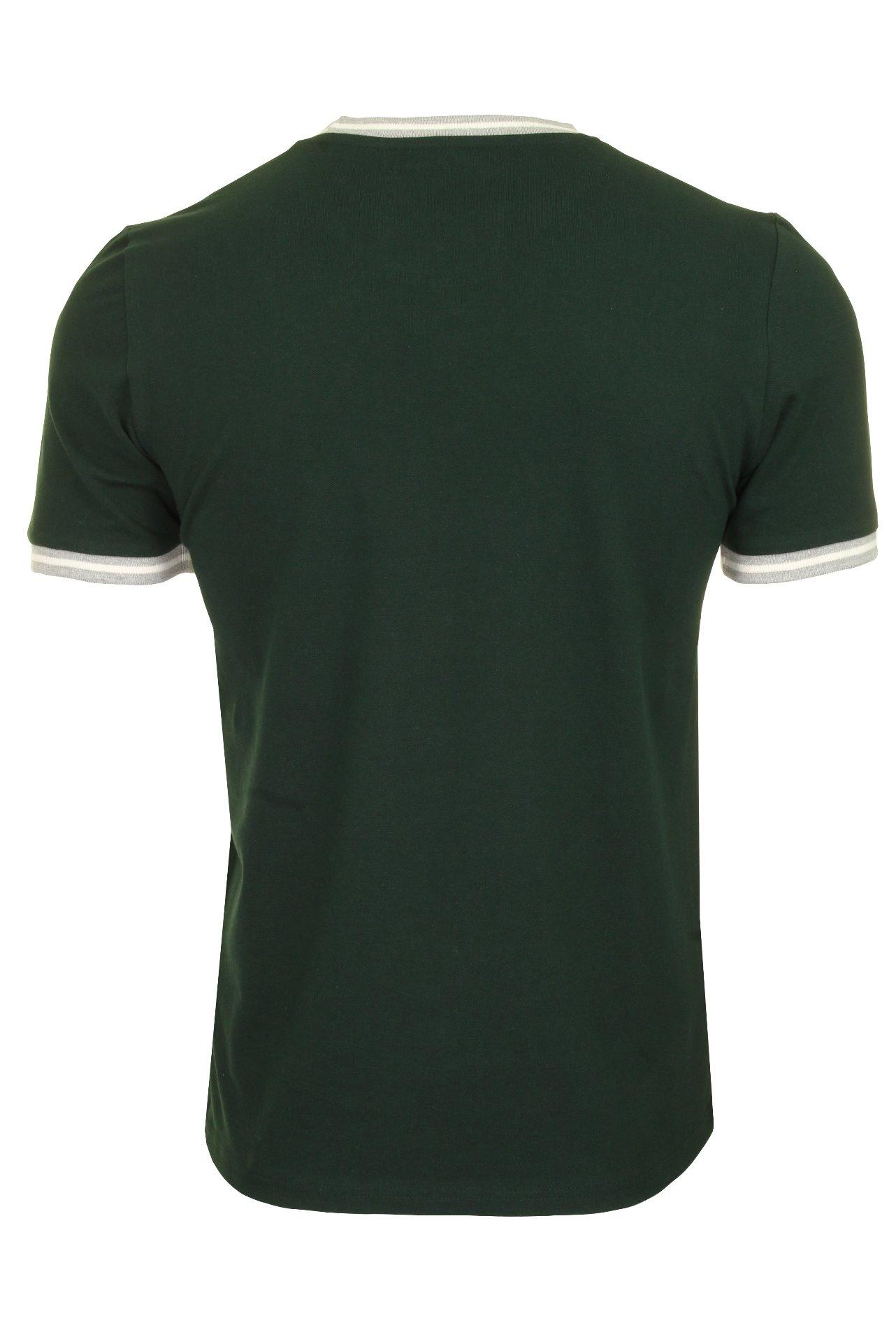 Tokyo-Laundry-Mens-Pique-Crew-Neck-T-Shirt-039-Wentworth-039 thumbnail 11