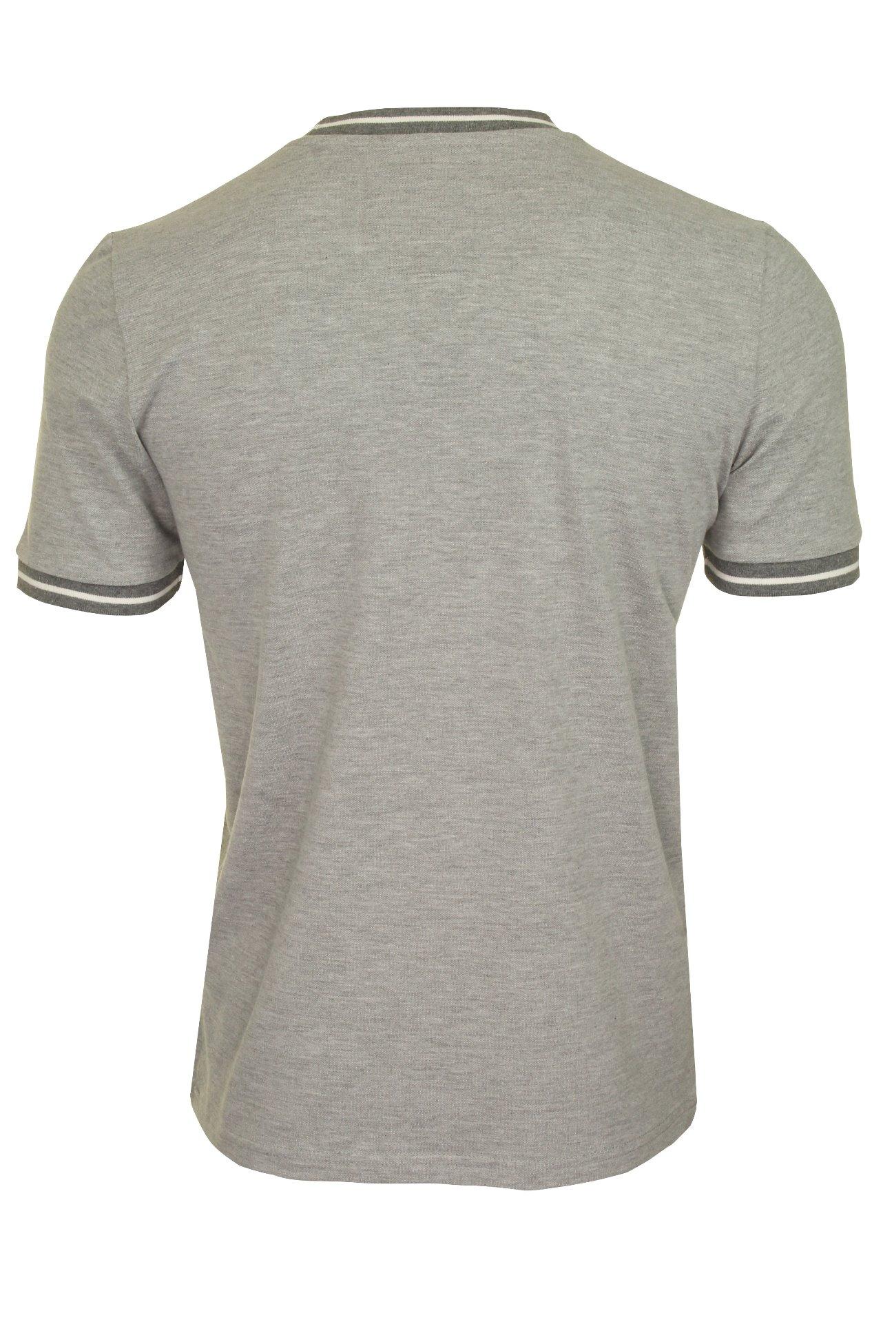 Tokyo-Laundry-Mens-Pique-Crew-Neck-T-Shirt-039-Wentworth-039 thumbnail 5