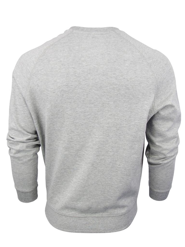 Mens-Crew-Neck-Sweatshirt-Jumper-Gym