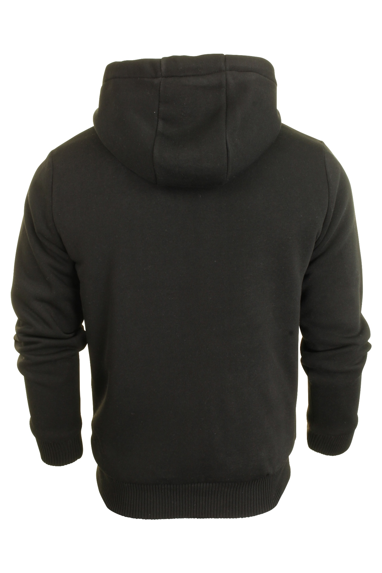 Mens-Dissident-Hoodie-039-Bolo-2-039-Fleece-Lined-Hood-amp-Body thumbnail 5