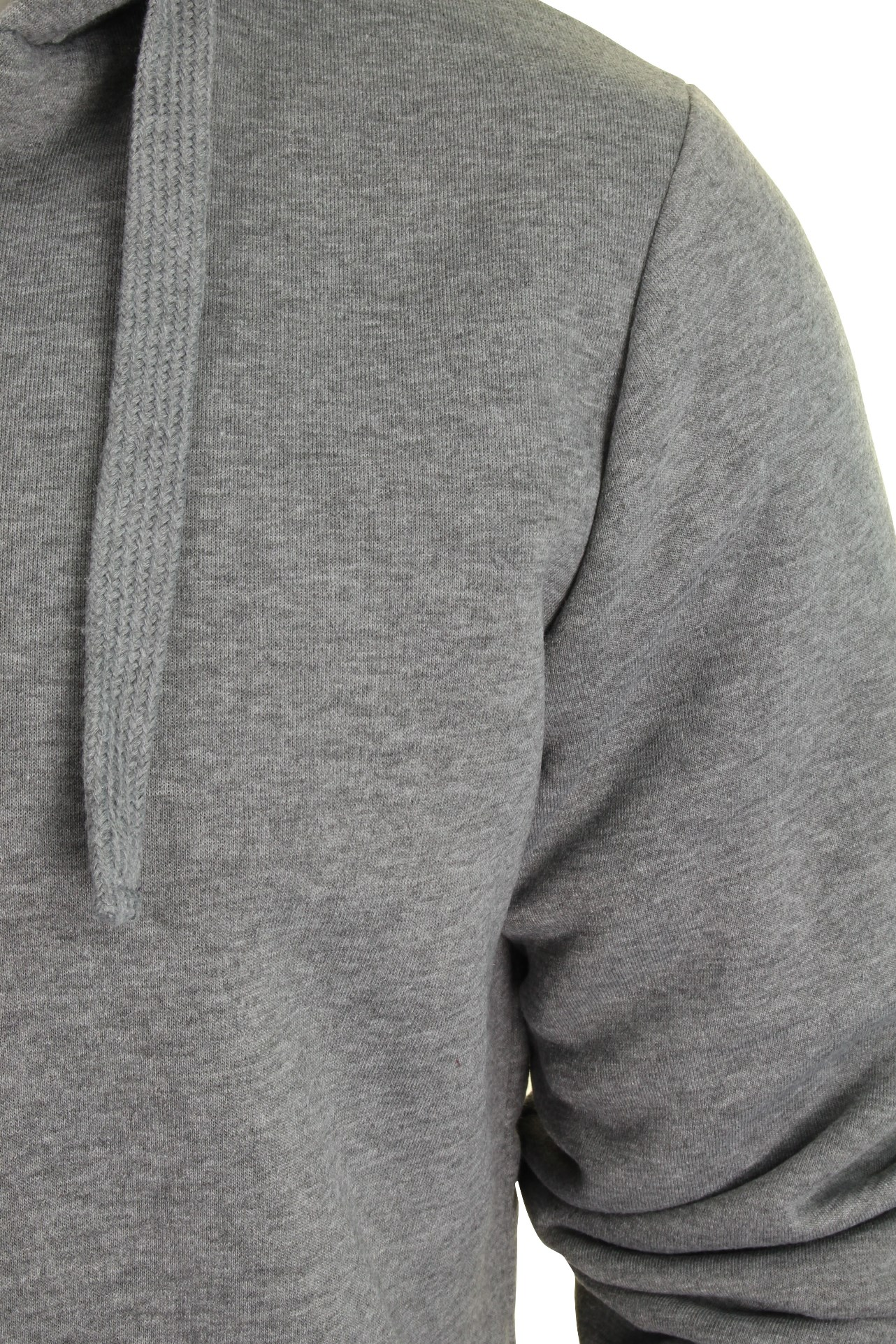 Mens-Dissident-Hoodie-039-Bolo-2-039-Fleece-Lined-Hood-amp-Body thumbnail 7