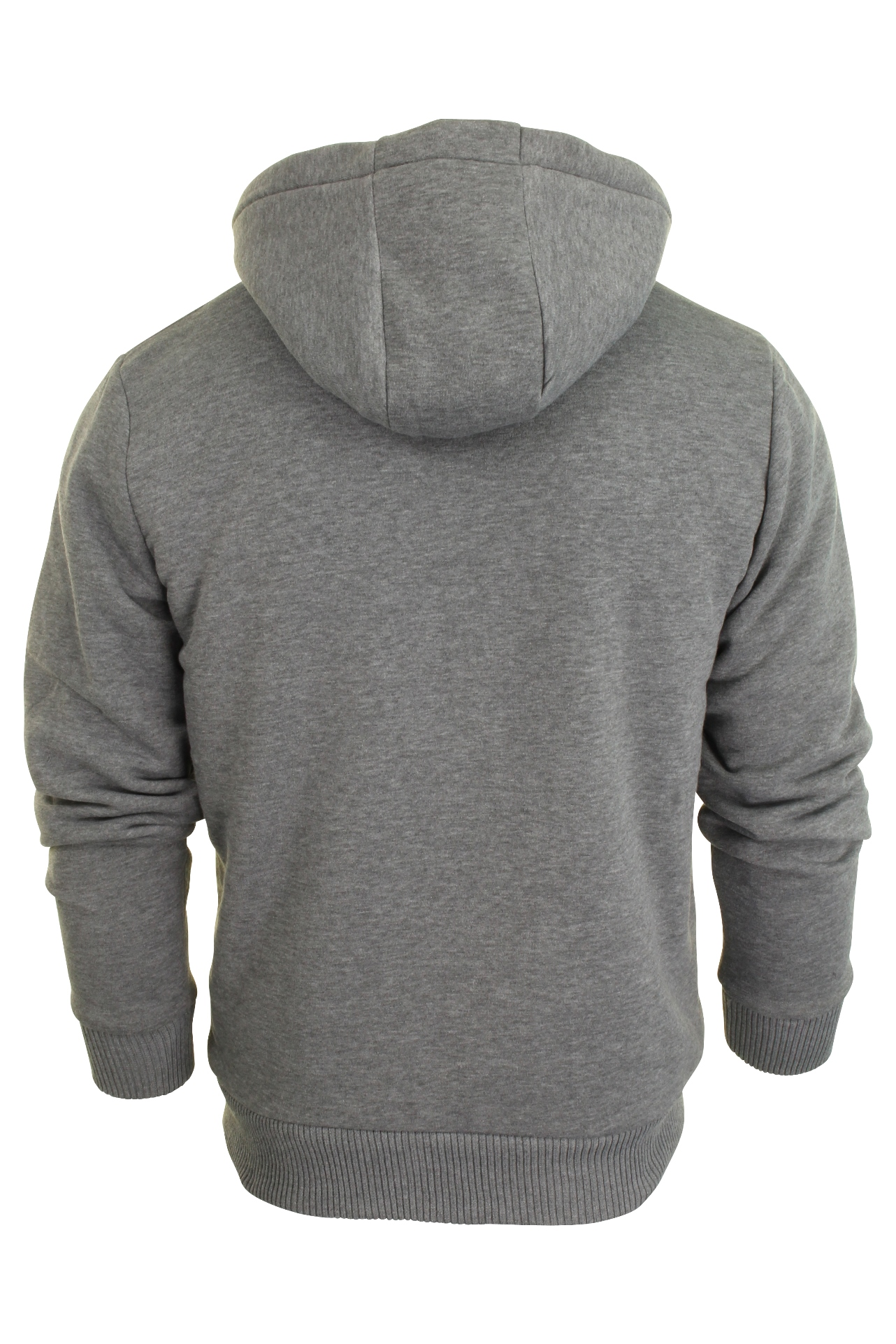 Mens-Dissident-Hoodie-039-Bolo-2-039-Fleece-Lined-Hood-amp-Body thumbnail 8