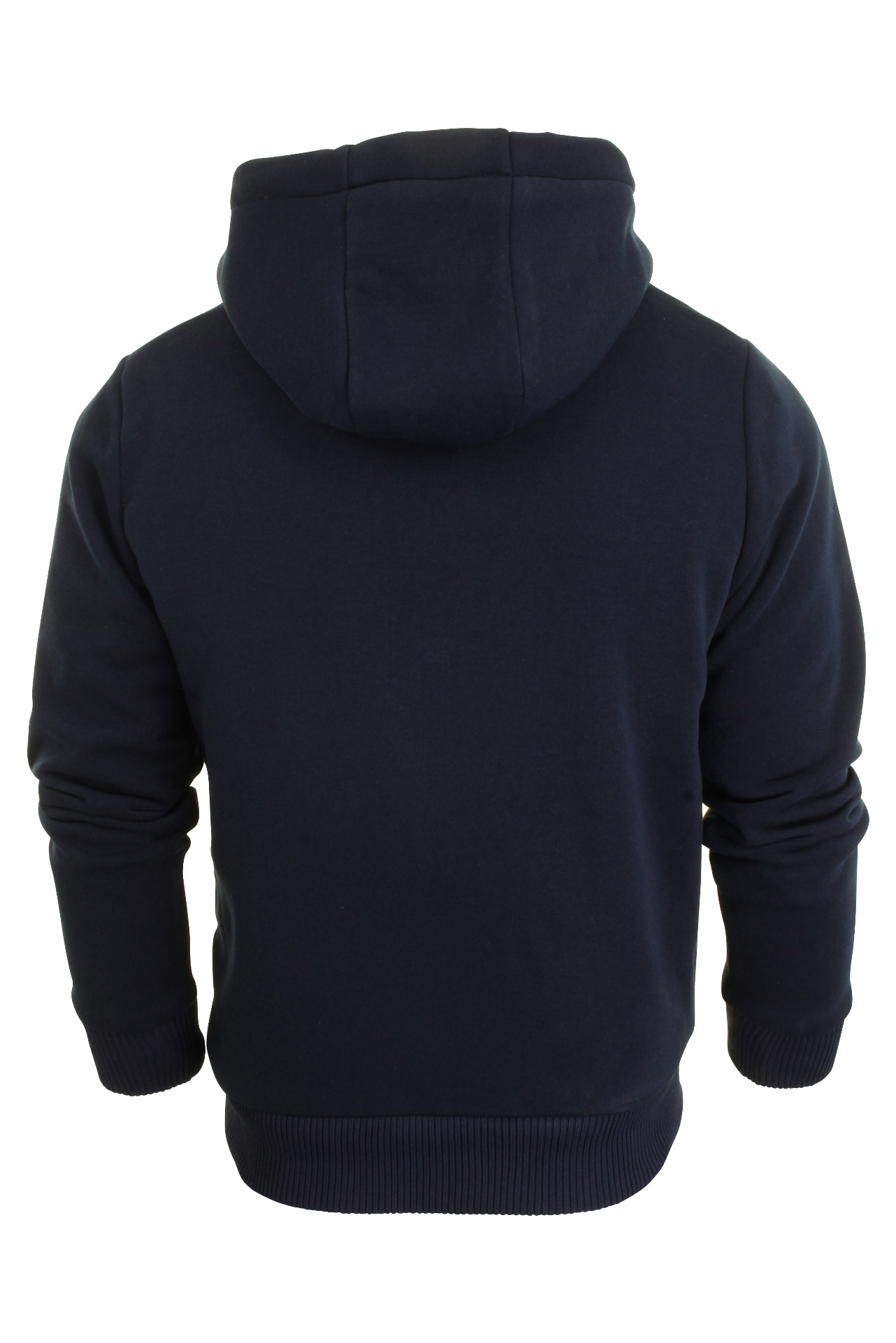 Mens-Dissident-Hoodie-039-Bolo-2-039-Fleece-Lined-Hood-amp-Body thumbnail 11