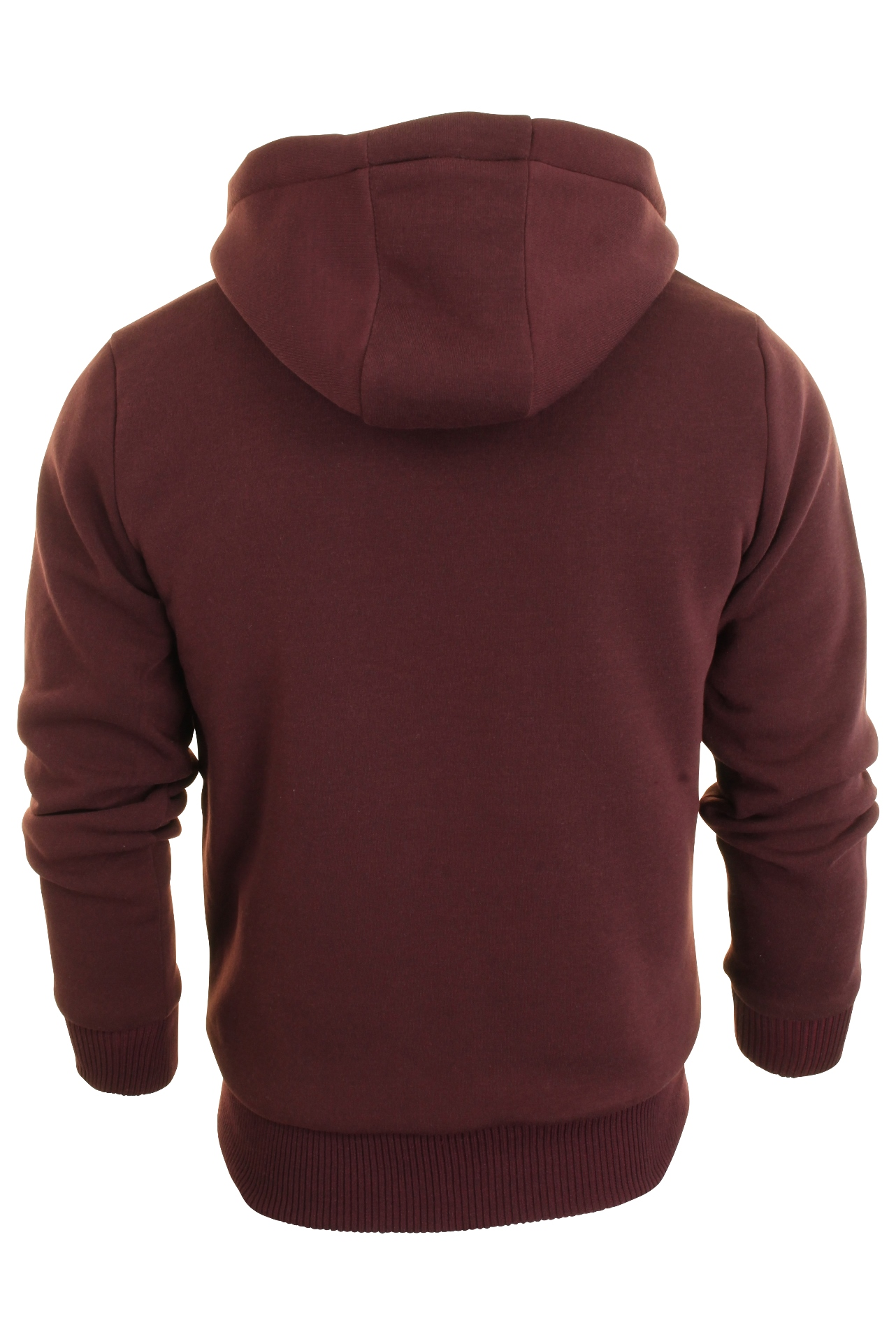 Mens-Dissident-Hoodie-039-Bolo-2-039-Fleece-Lined-Hood-amp-Body thumbnail 14