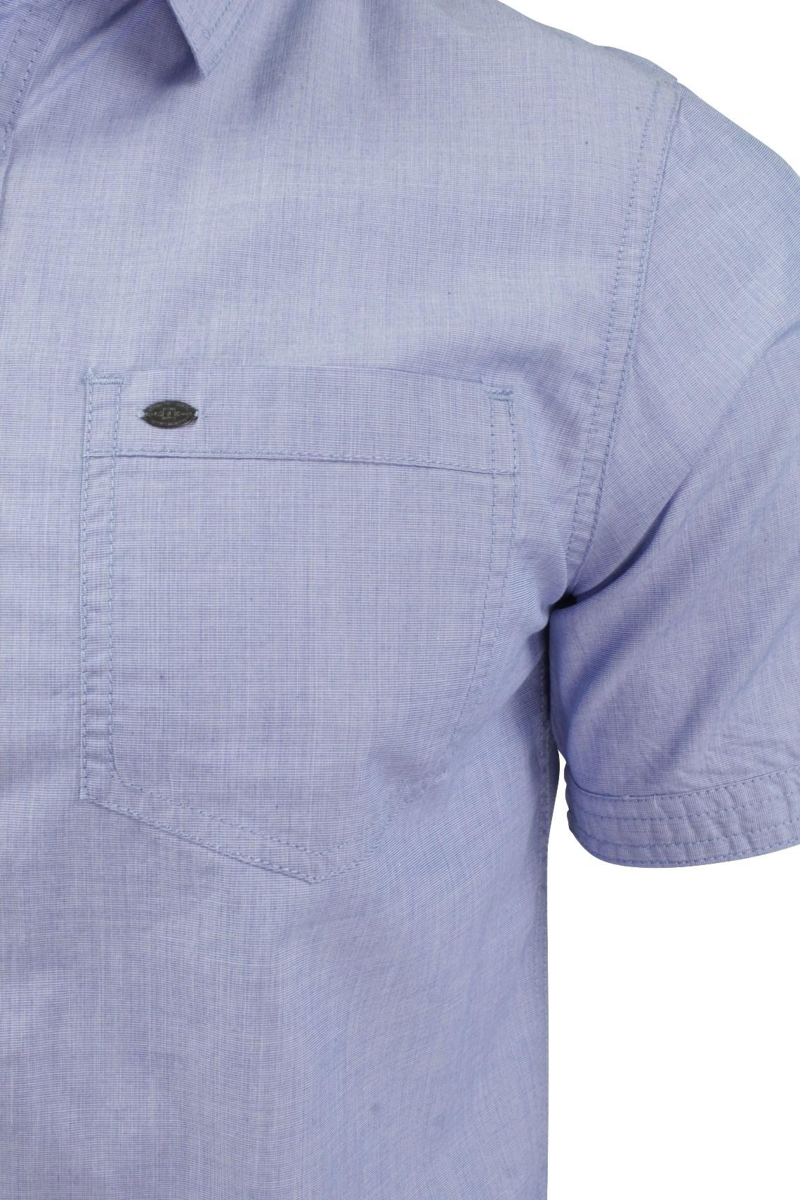 Mens-Shirt-by-Tokyo-Laundry-Short-Sleeved thumbnail 4