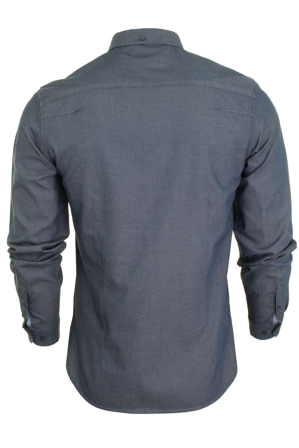 Camicie-Da-Uomo-Da-Tokyo-Laundry-039-Sonoma-034