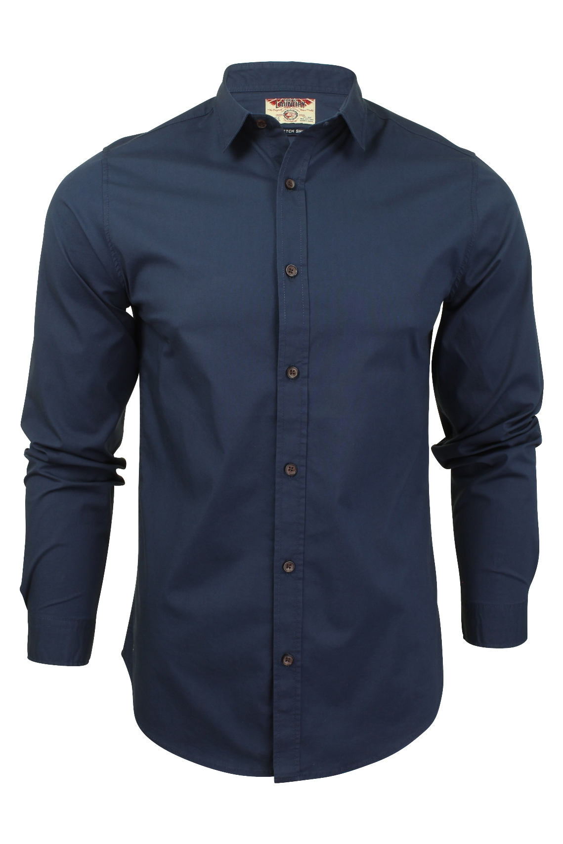 Tokyo Laundry Laundry Tokyo 'Eastport' Homme Chemise - manches longue a413b9