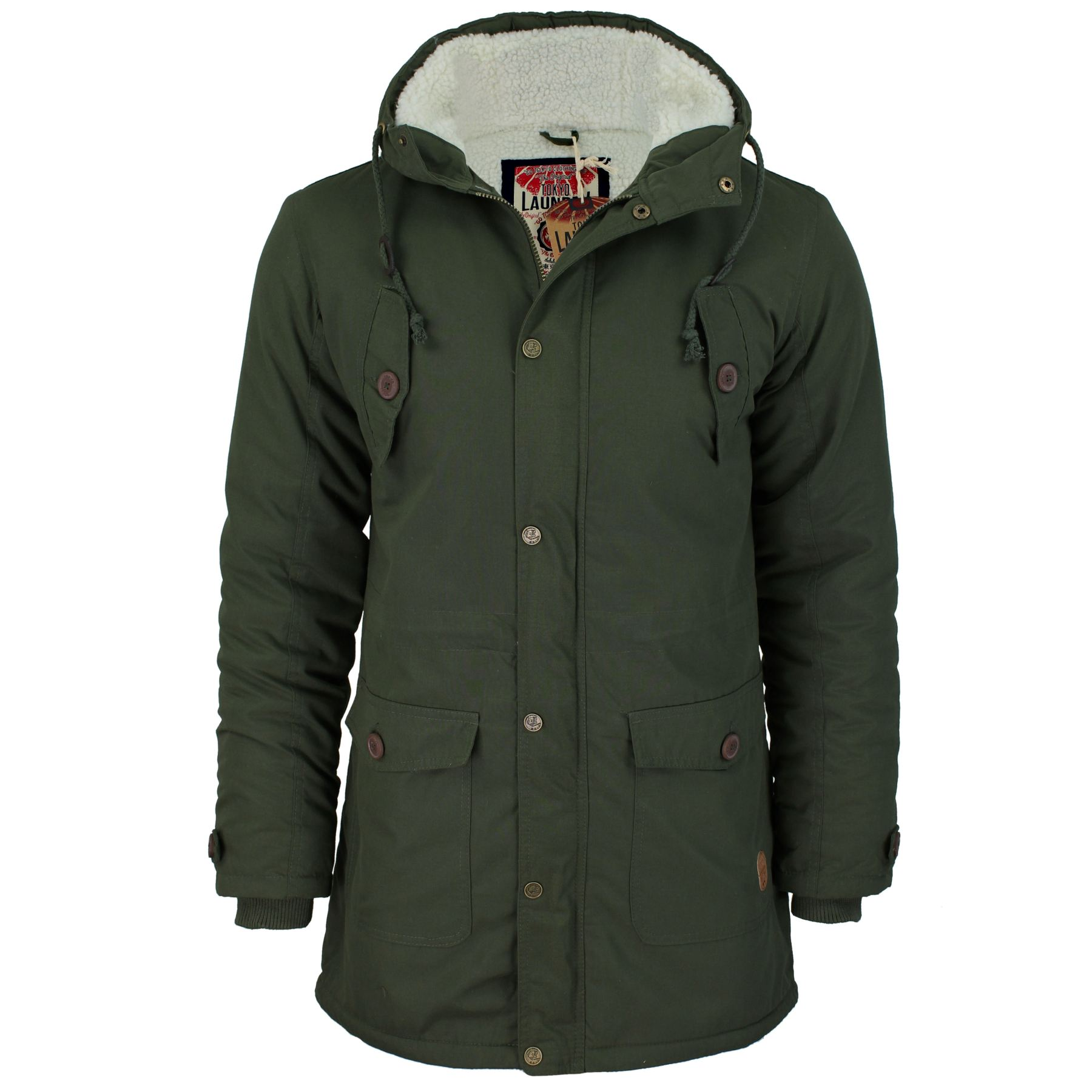 Free shipping and returns on Men's Hooded Coats & Jackets at r0nd.tk