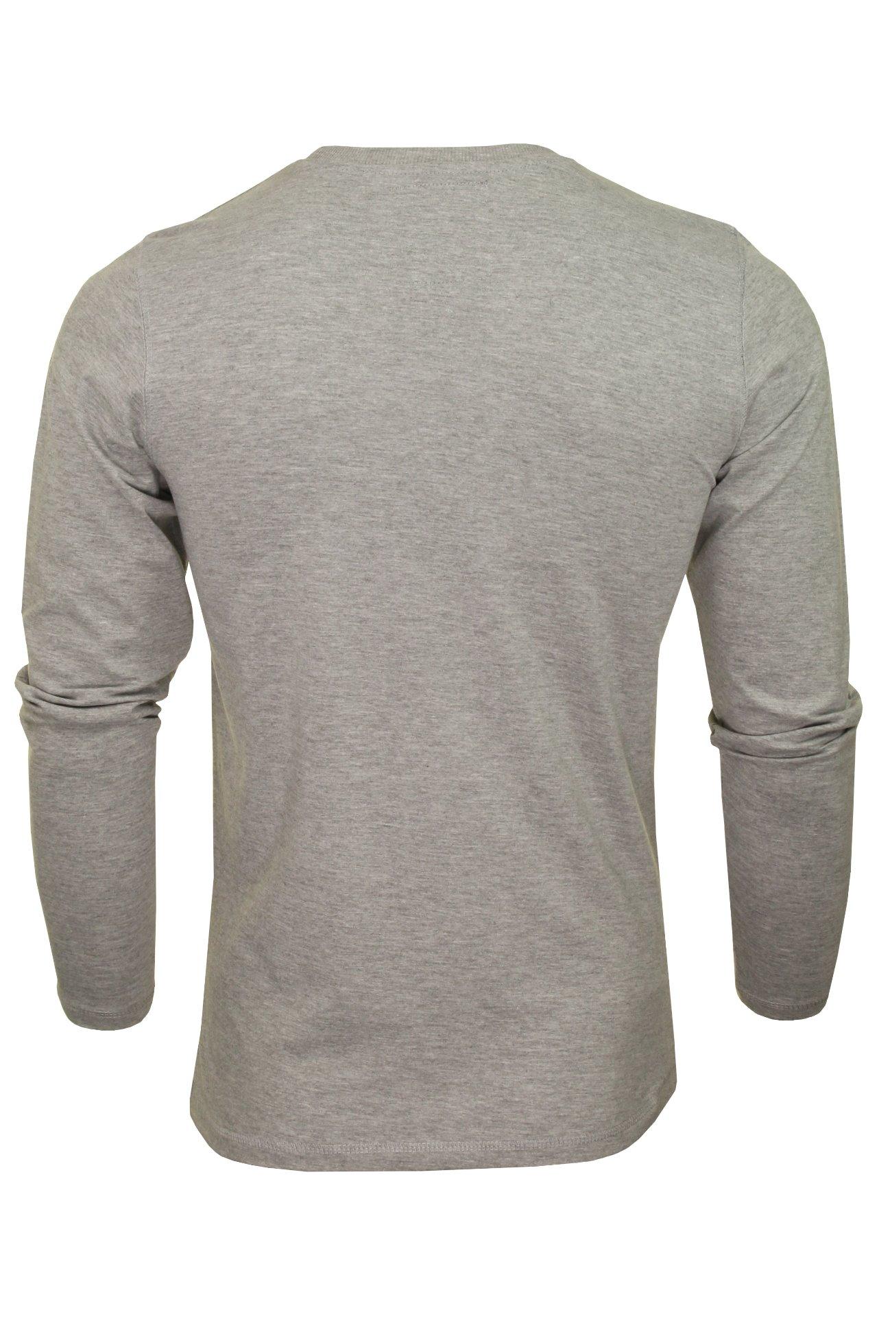 Mens-Tokyo-Laundry-Long-Sleeved-T-Shirt thumbnail 6
