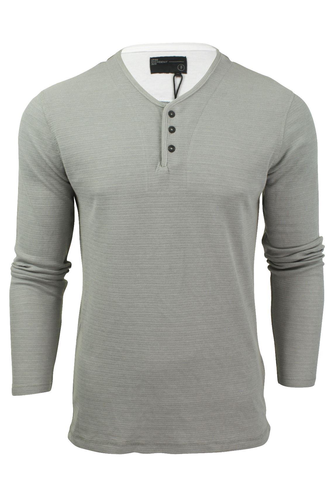 Mens-Long-Sleeved-T-Shirt-by-Dissident-039-Espino-039 thumbnail 6