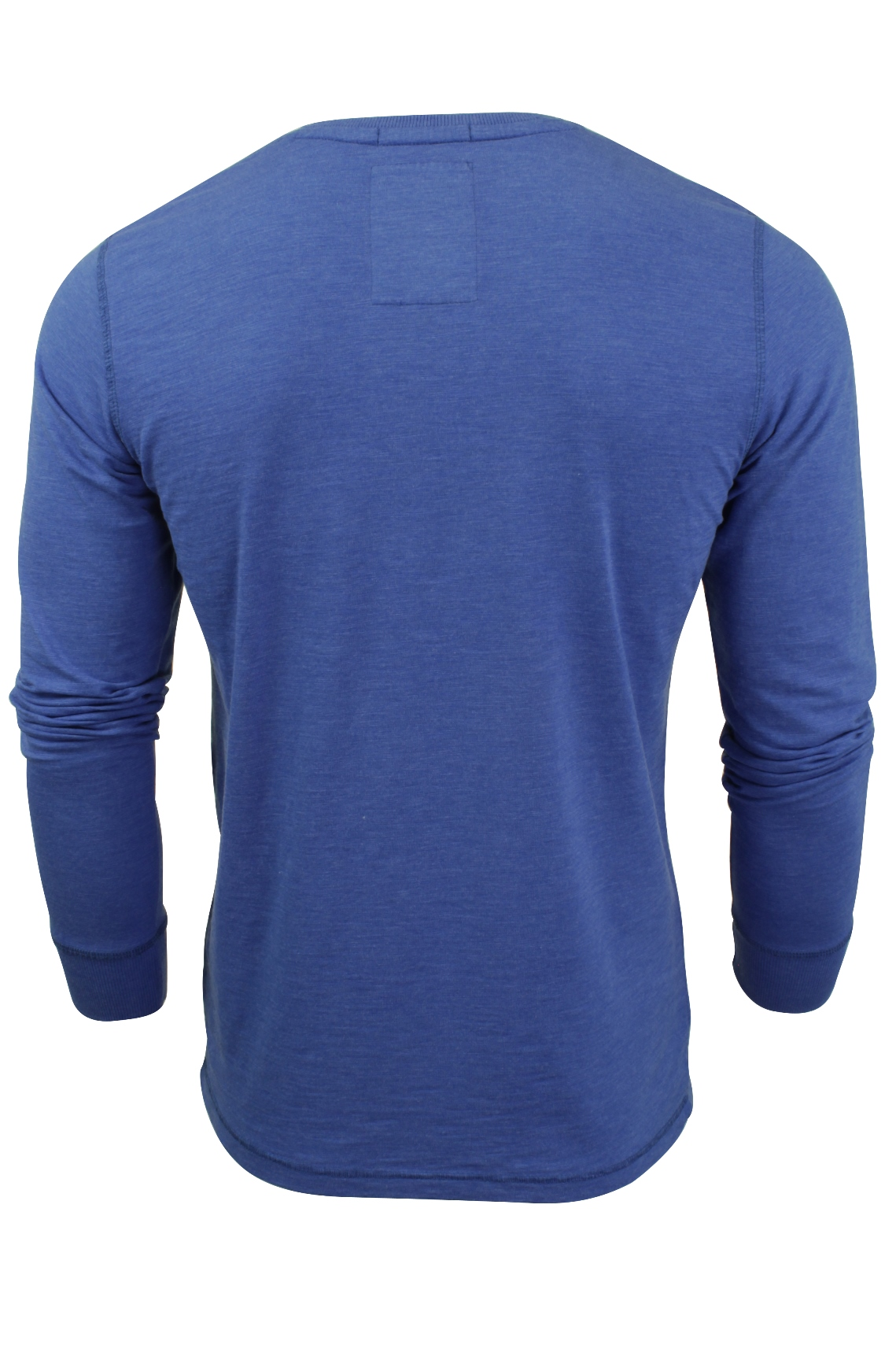 Mens-Grandad-T-Shirt-by-Tokyo-Laundry-039-Lawton-Cove-039-Long-Sleeved thumbnail 5