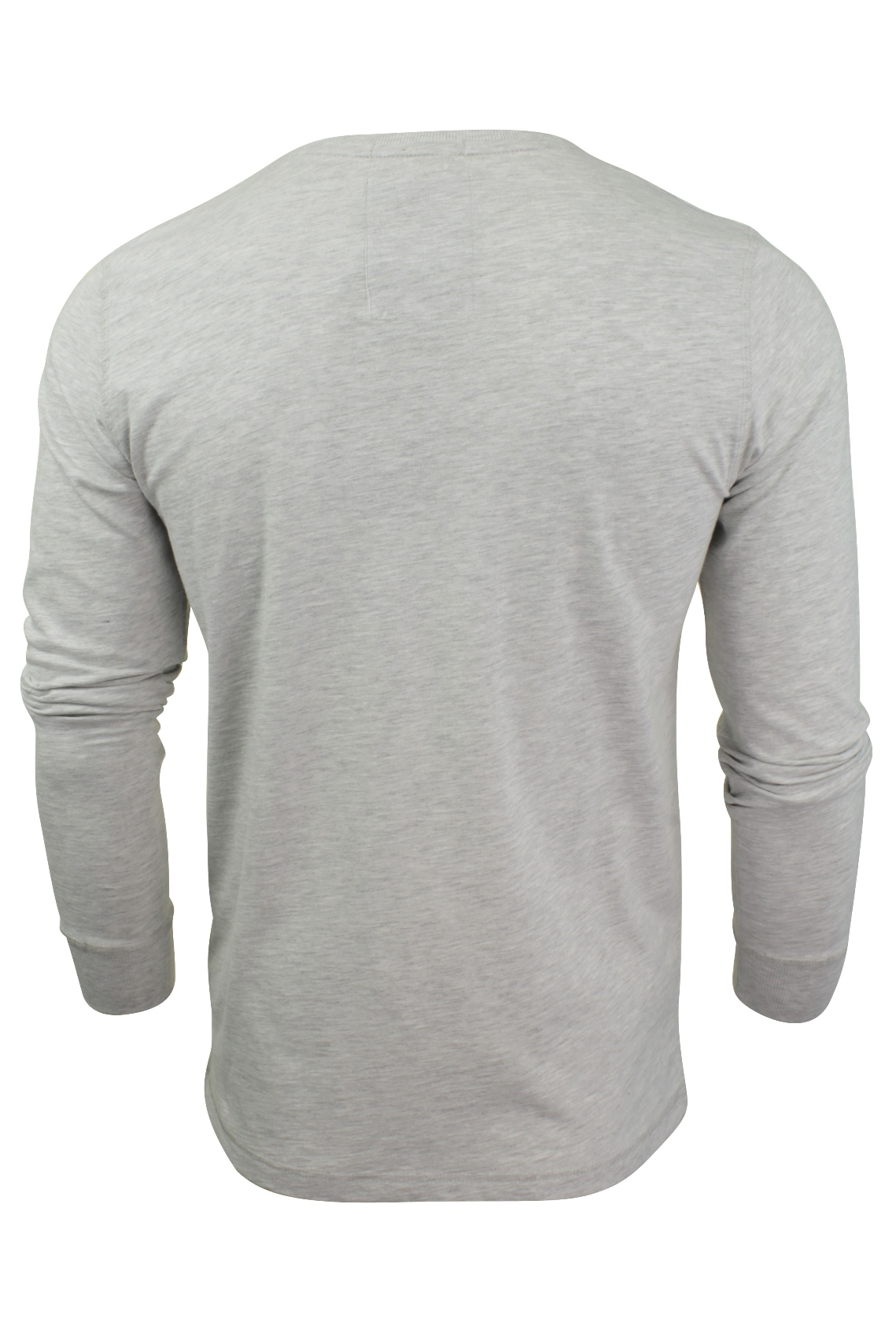 Mens-Grandad-T-Shirt-by-Tokyo-Laundry-039-Lawton-Cove-039-Long-Sleeved thumbnail 8