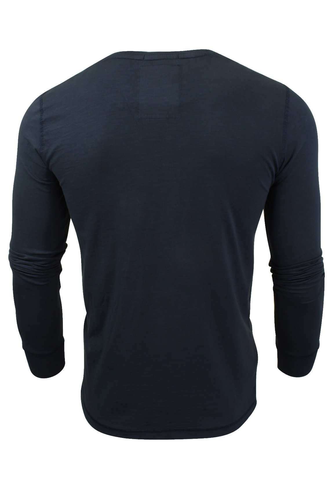 Mens-Grandad-T-Shirt-by-Tokyo-Laundry-039-Lawton-Cove-039-Long-Sleeved thumbnail 11