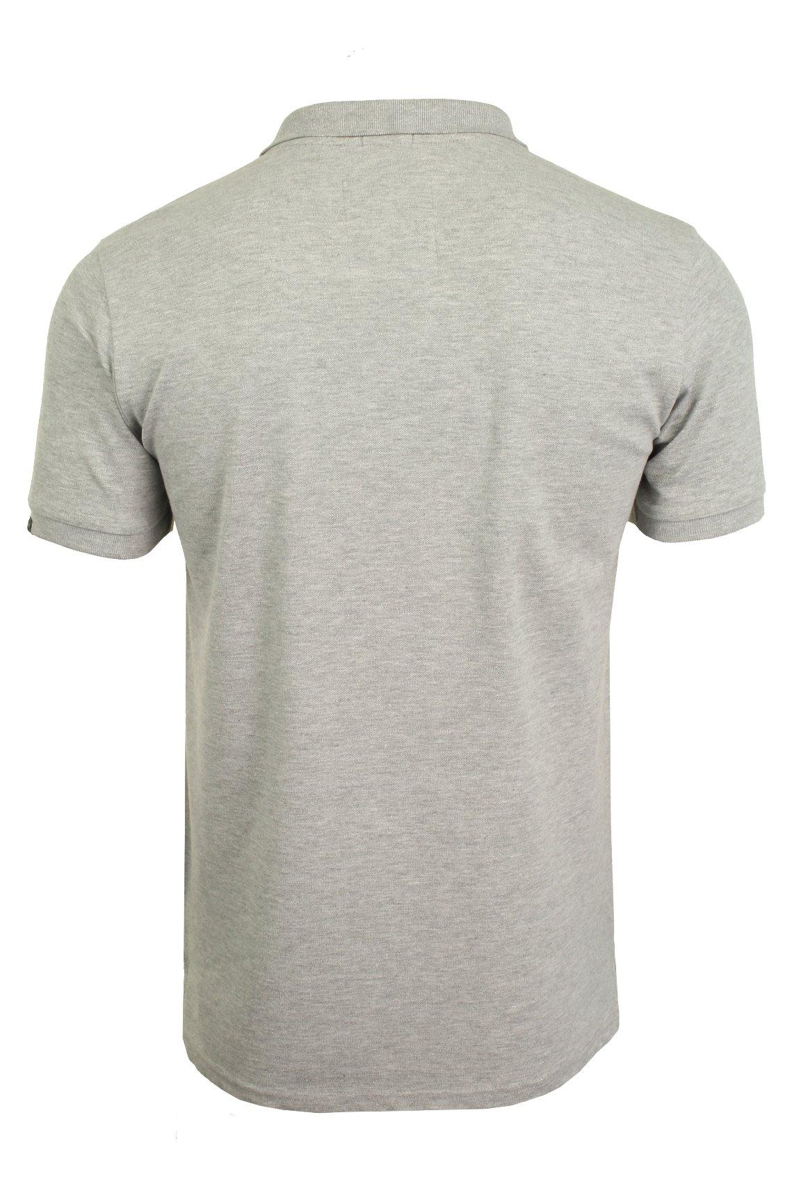 Tokyo-Laundry-Camicie-polo-039-Roseville-039-Manica-corta-Uomo