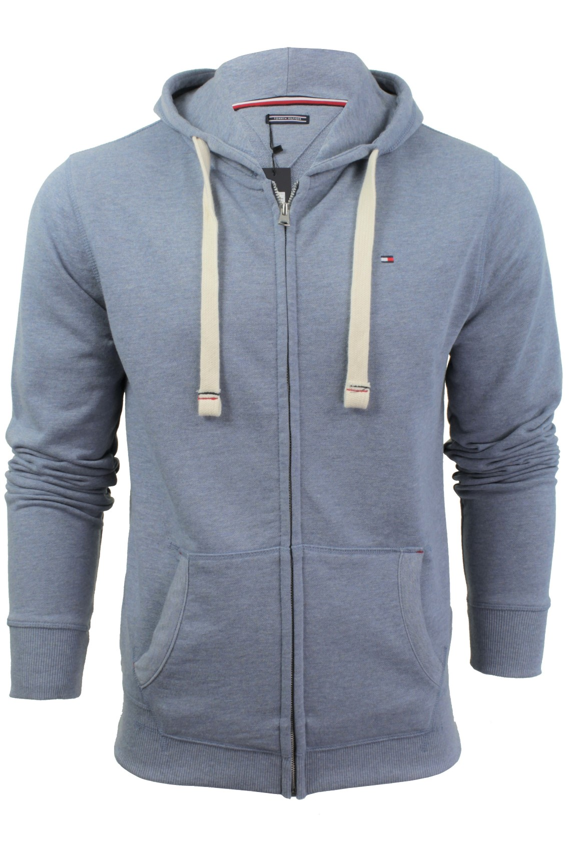 mens hoodie by tommy hilfiger ebay. Black Bedroom Furniture Sets. Home Design Ideas